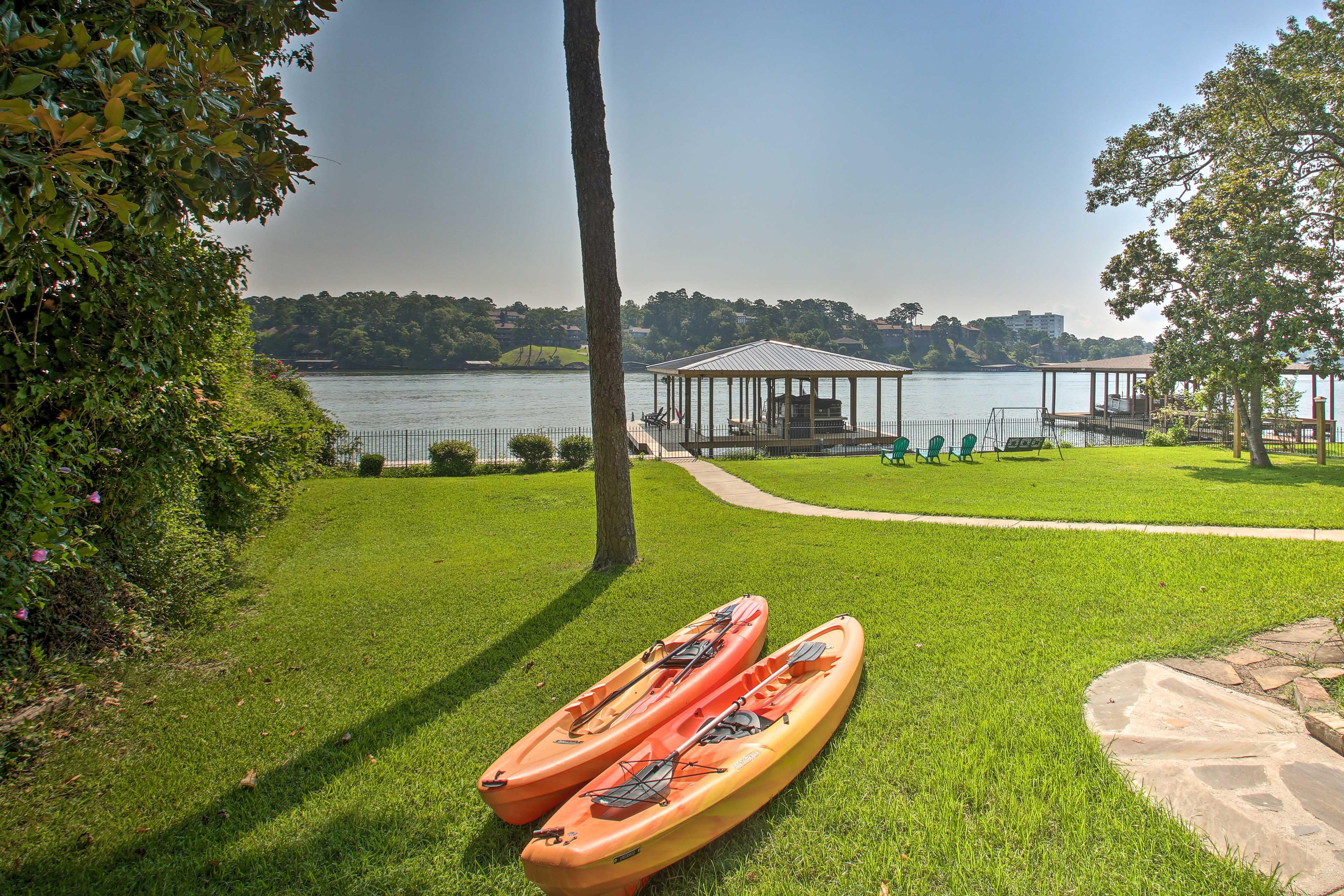 Hot Springs Vacation Rental | 2BR | 2BA | 1,857 Sq Ft | Step-Free Access