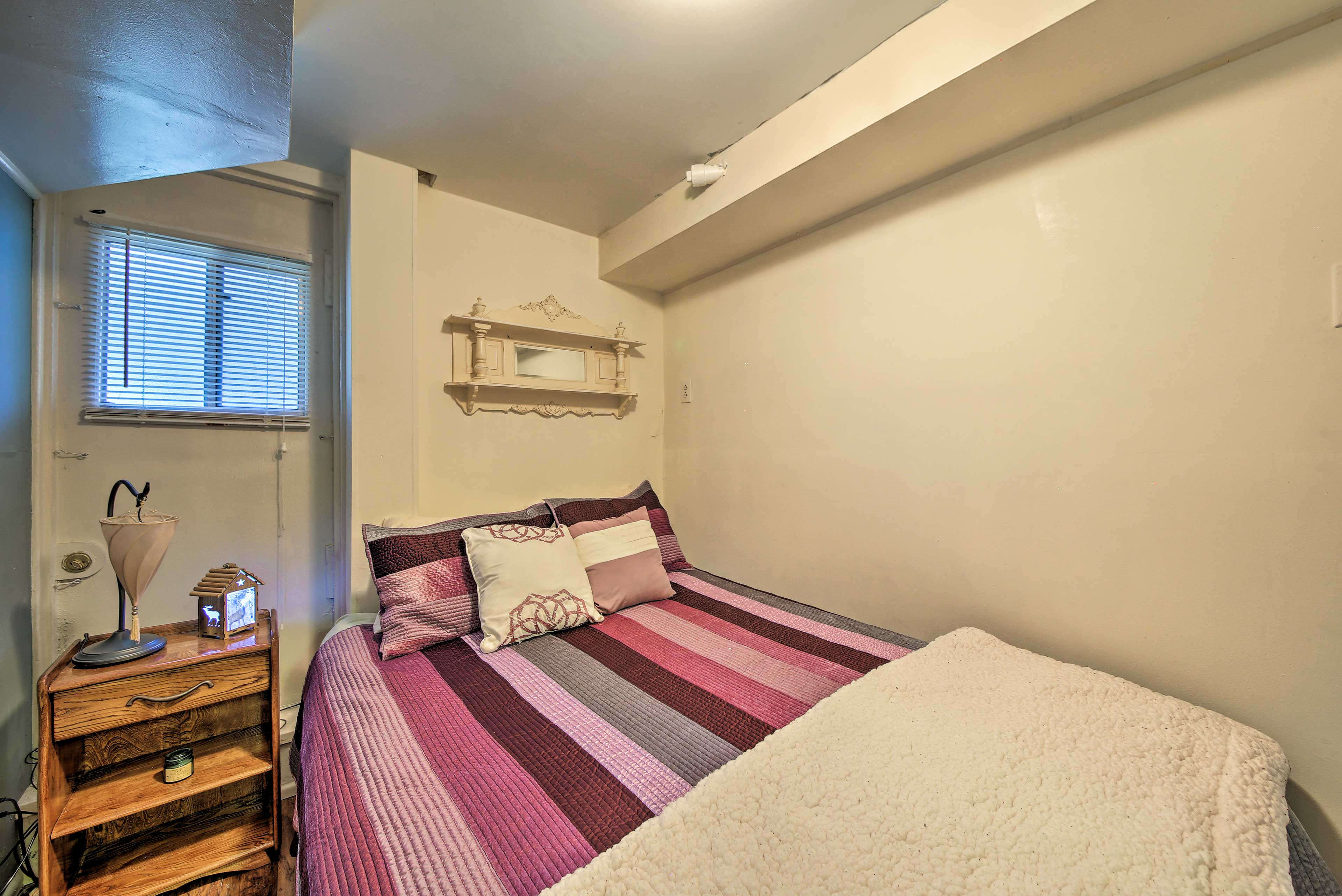 Sleep is sure to come easy in any of the 3 bedrooms.