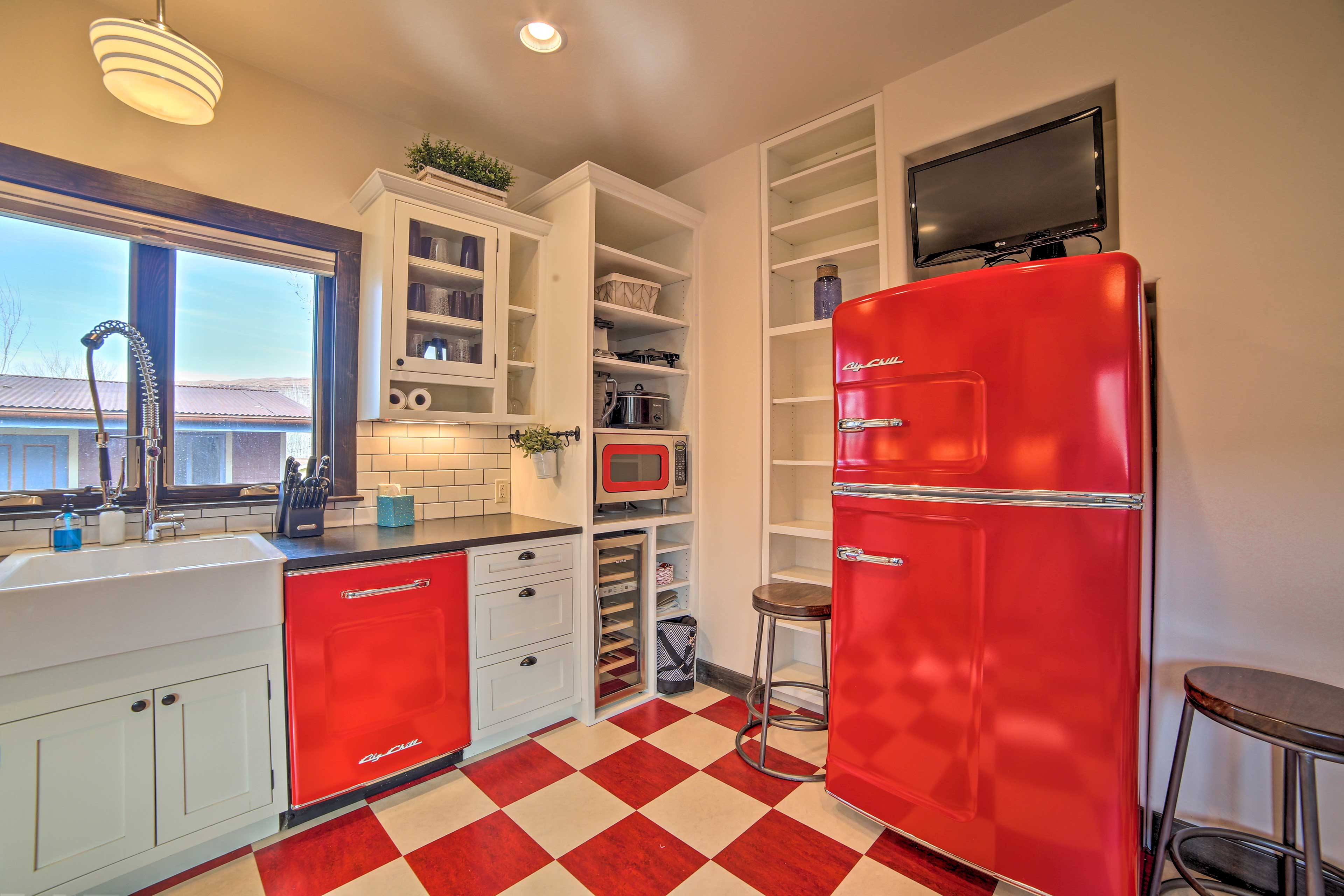 Kitchen   Retro Appliances