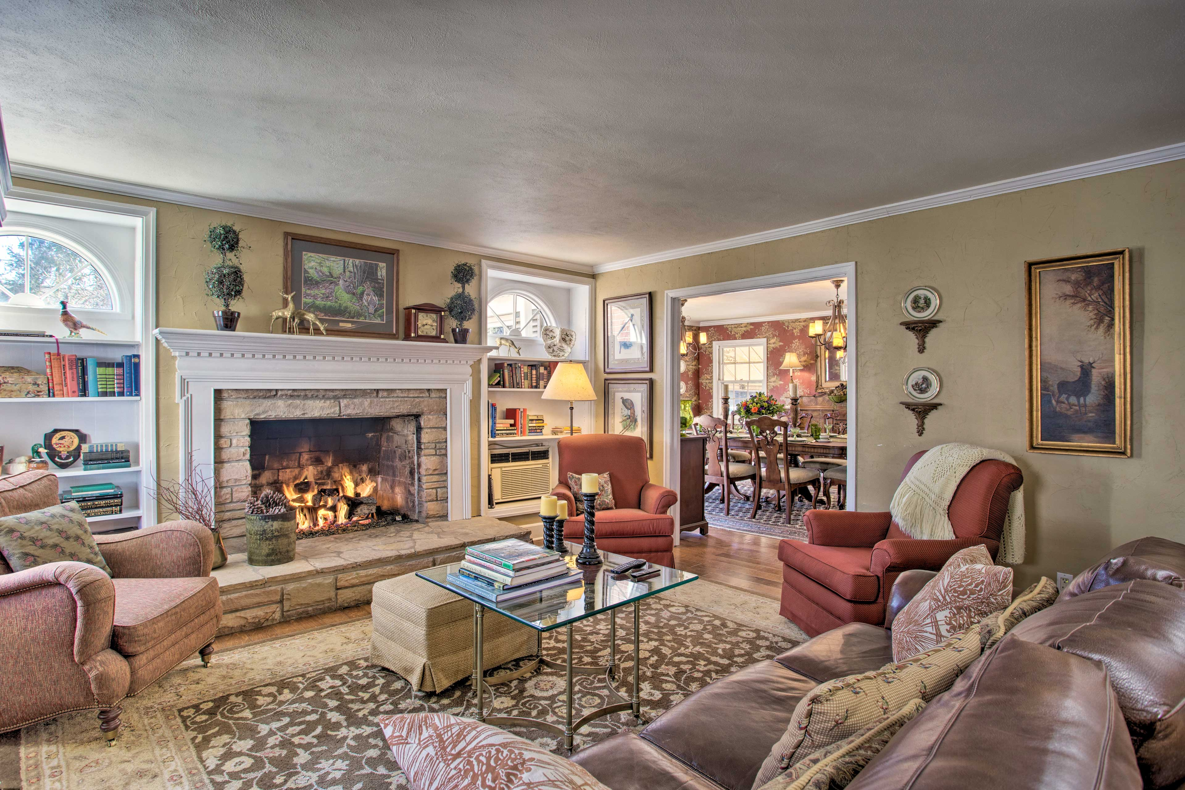 Experience the best of Brevard when you stay in this spacious vacation rental.