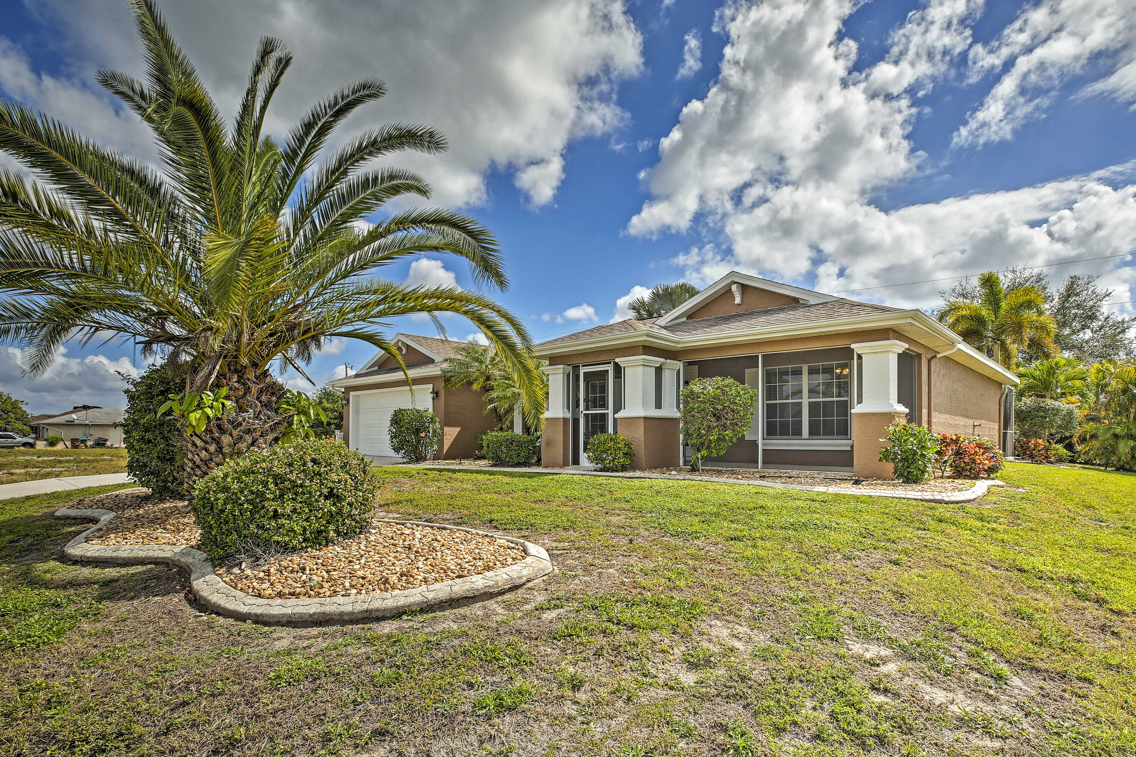 Your Cape Coral adventures start here!