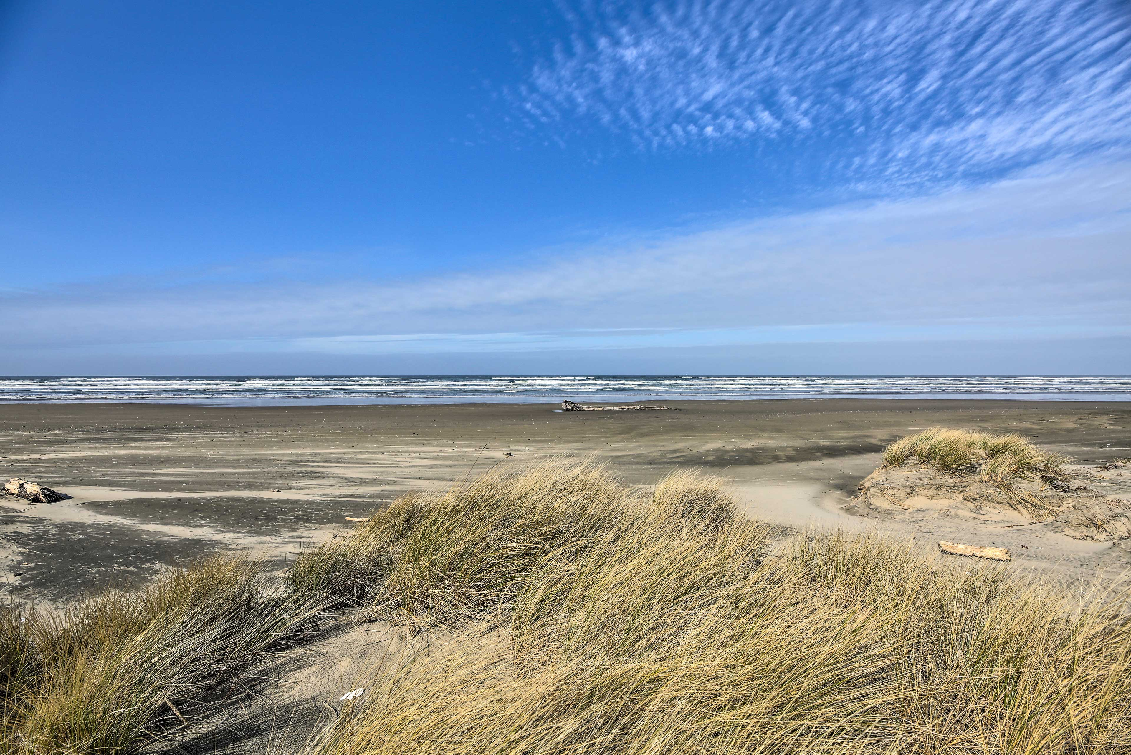 Book this coastal cottage for your Oregon getaway today!