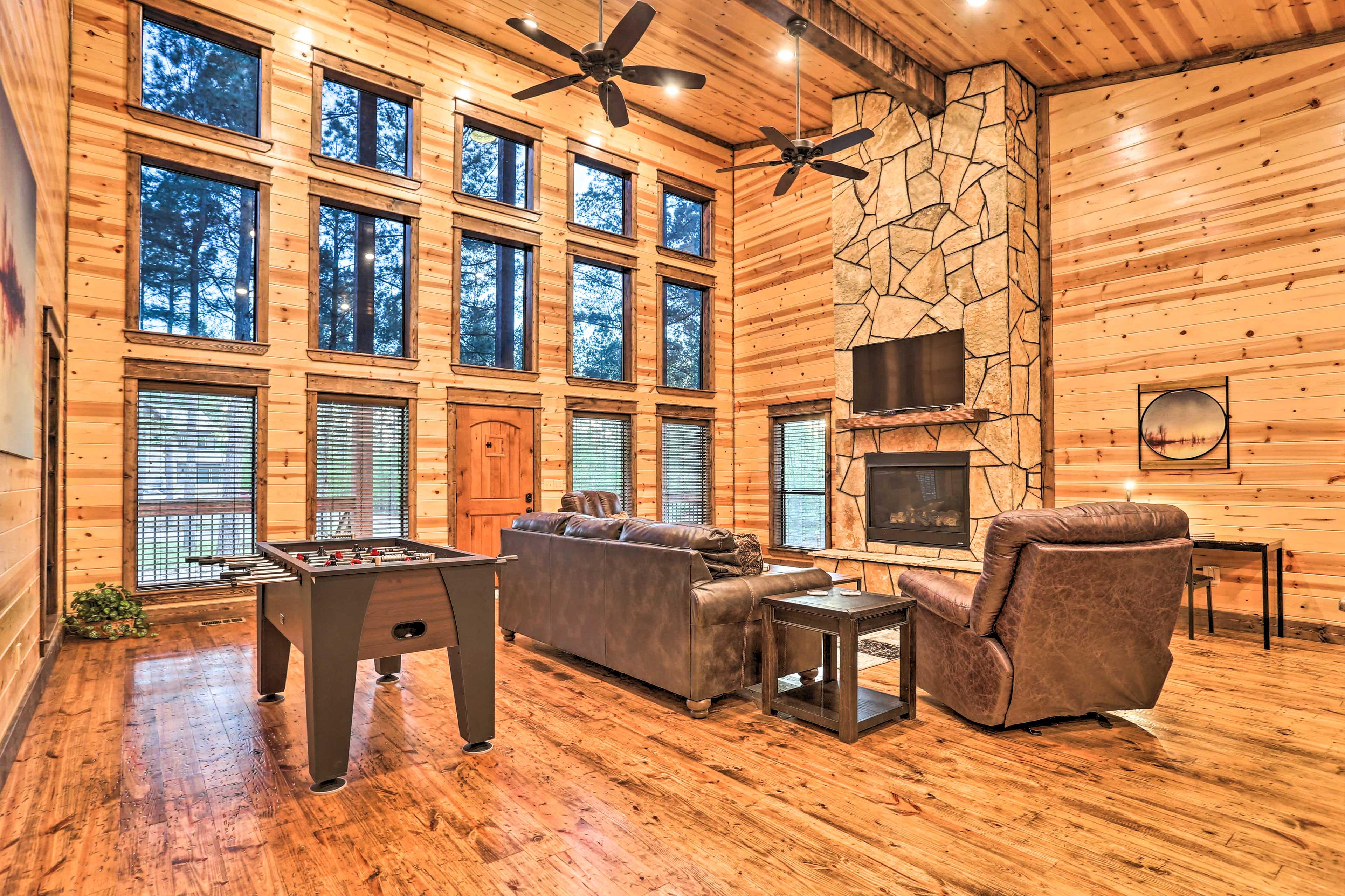Living Room | Foosball Table