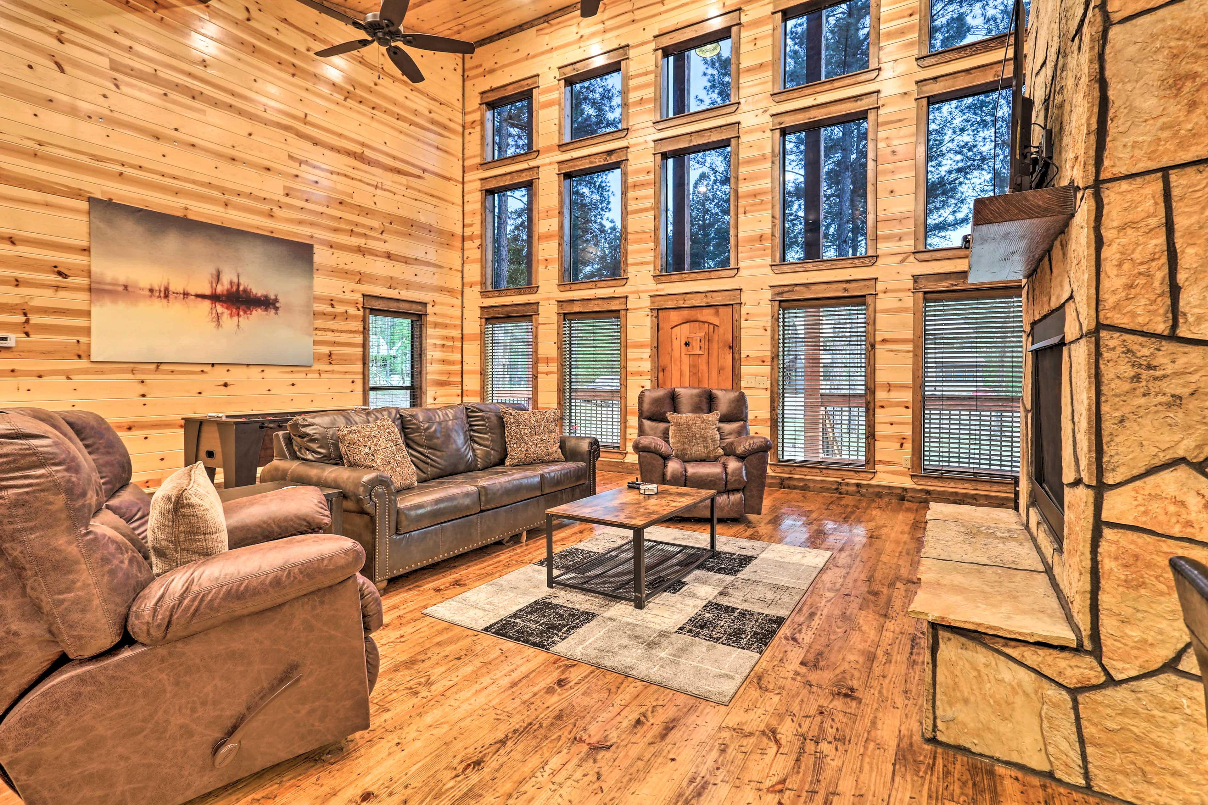 Living Room | Ceiling Fans