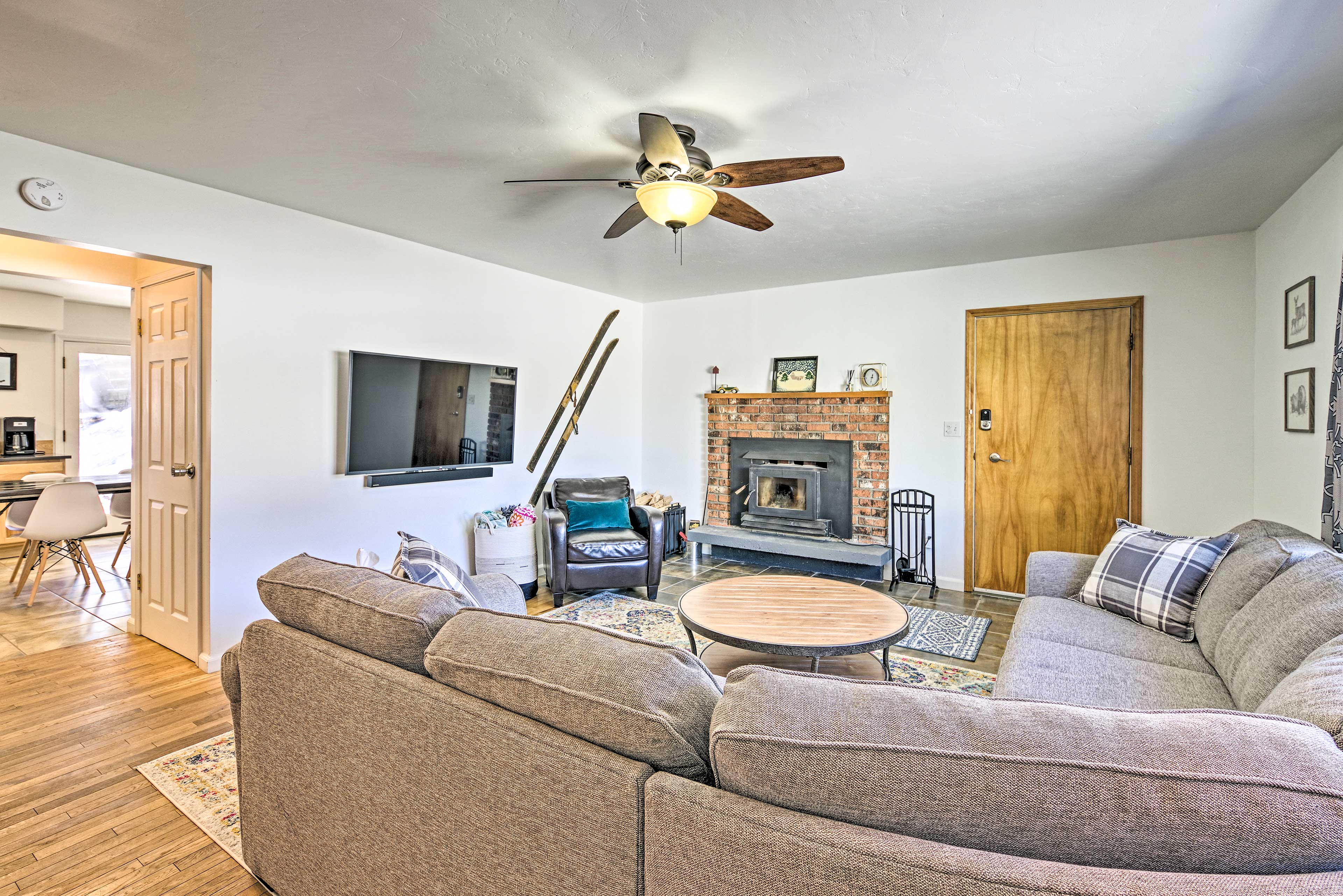 Welcome to your Idaho home-away-from-home!