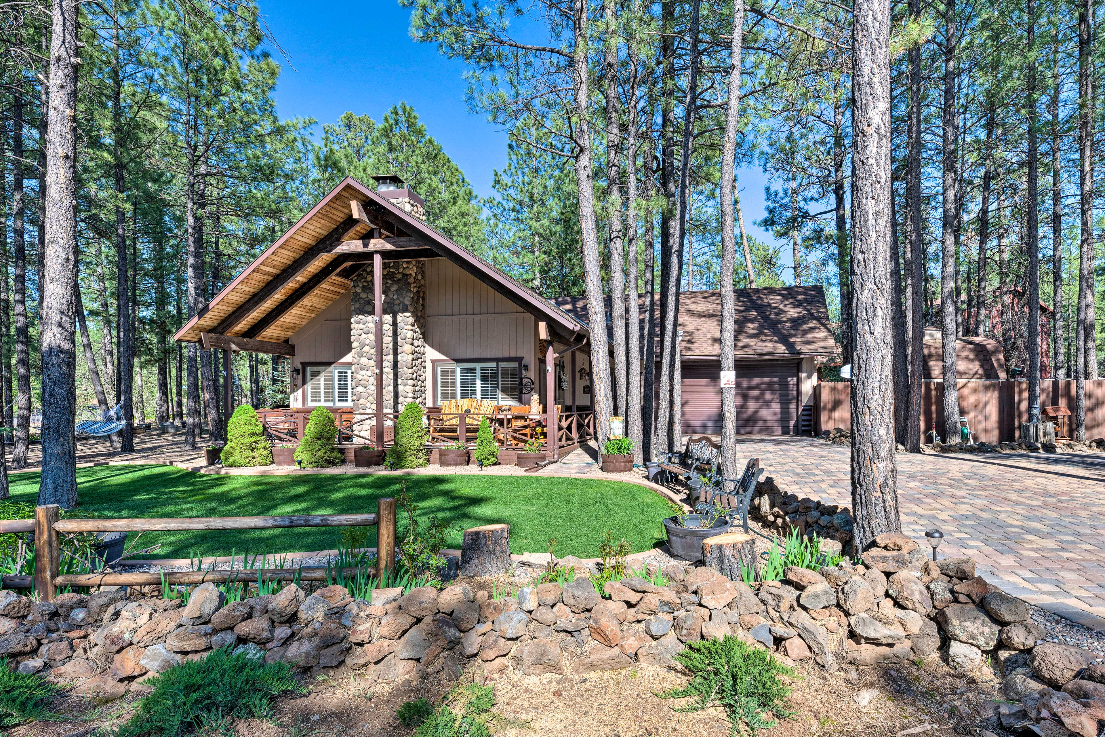 Book a getaway to this vacation rental!