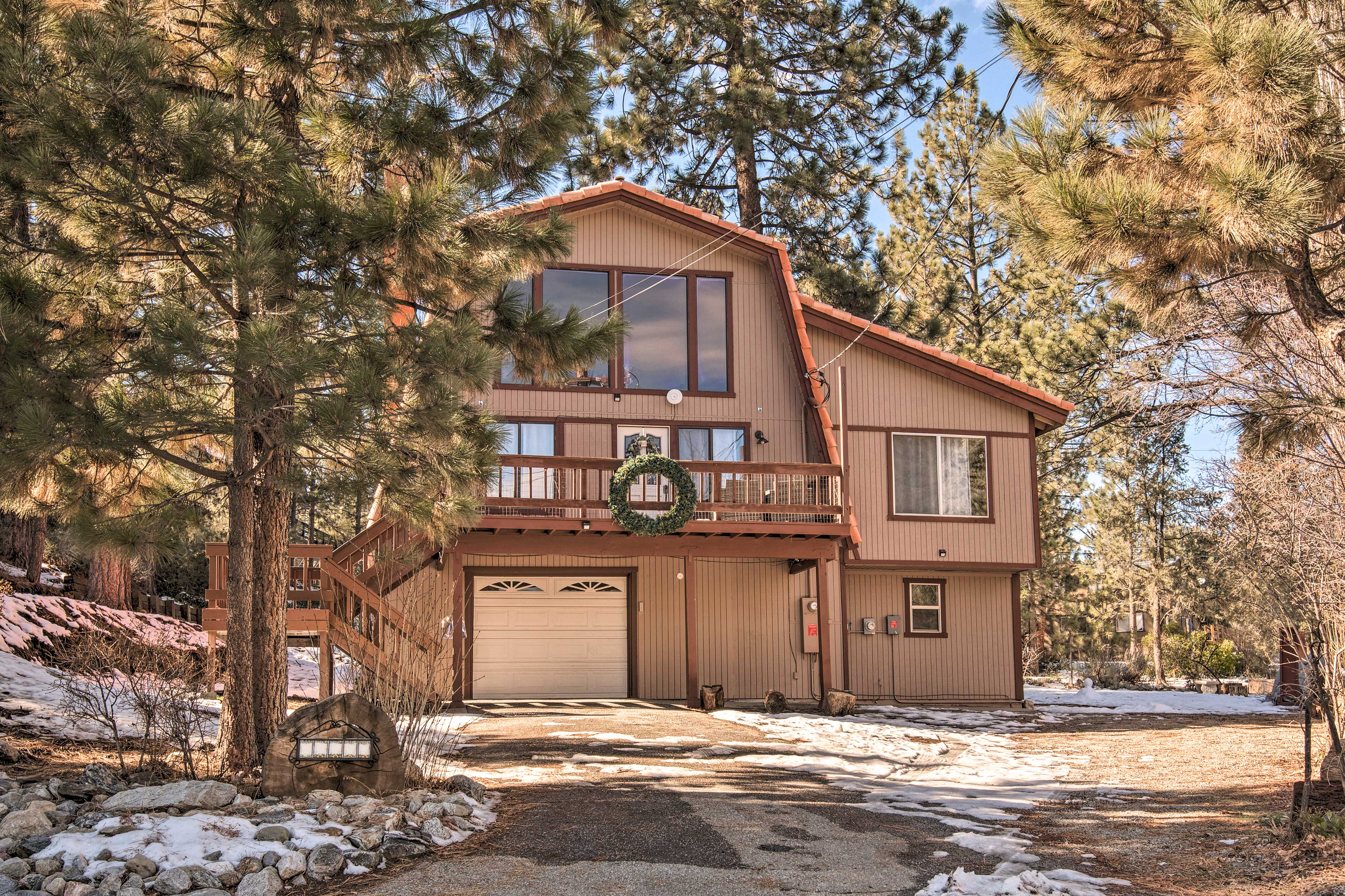 Enjoy plenty of things to do just miles from this home!