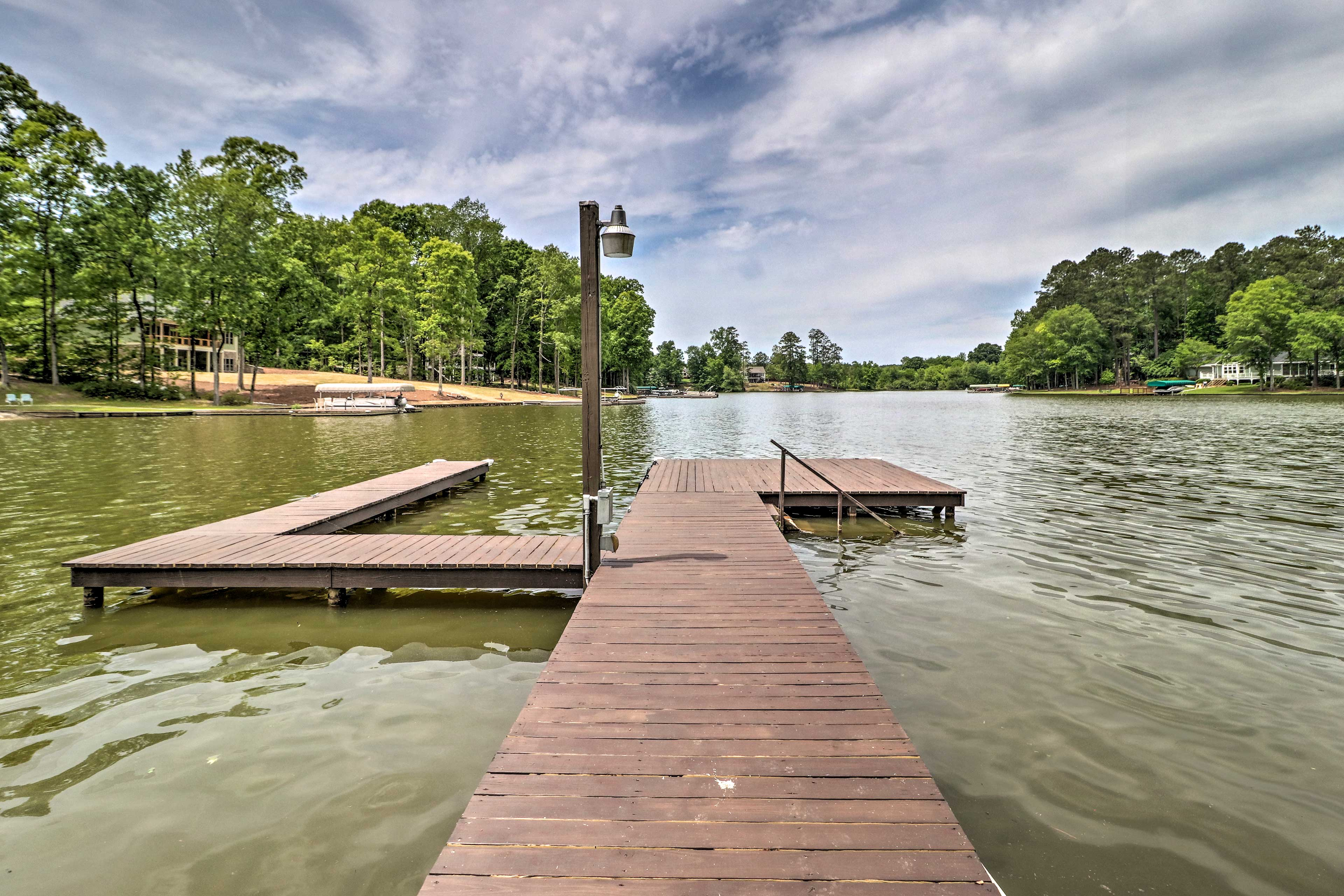 Property Exterior | Private Boat Launch