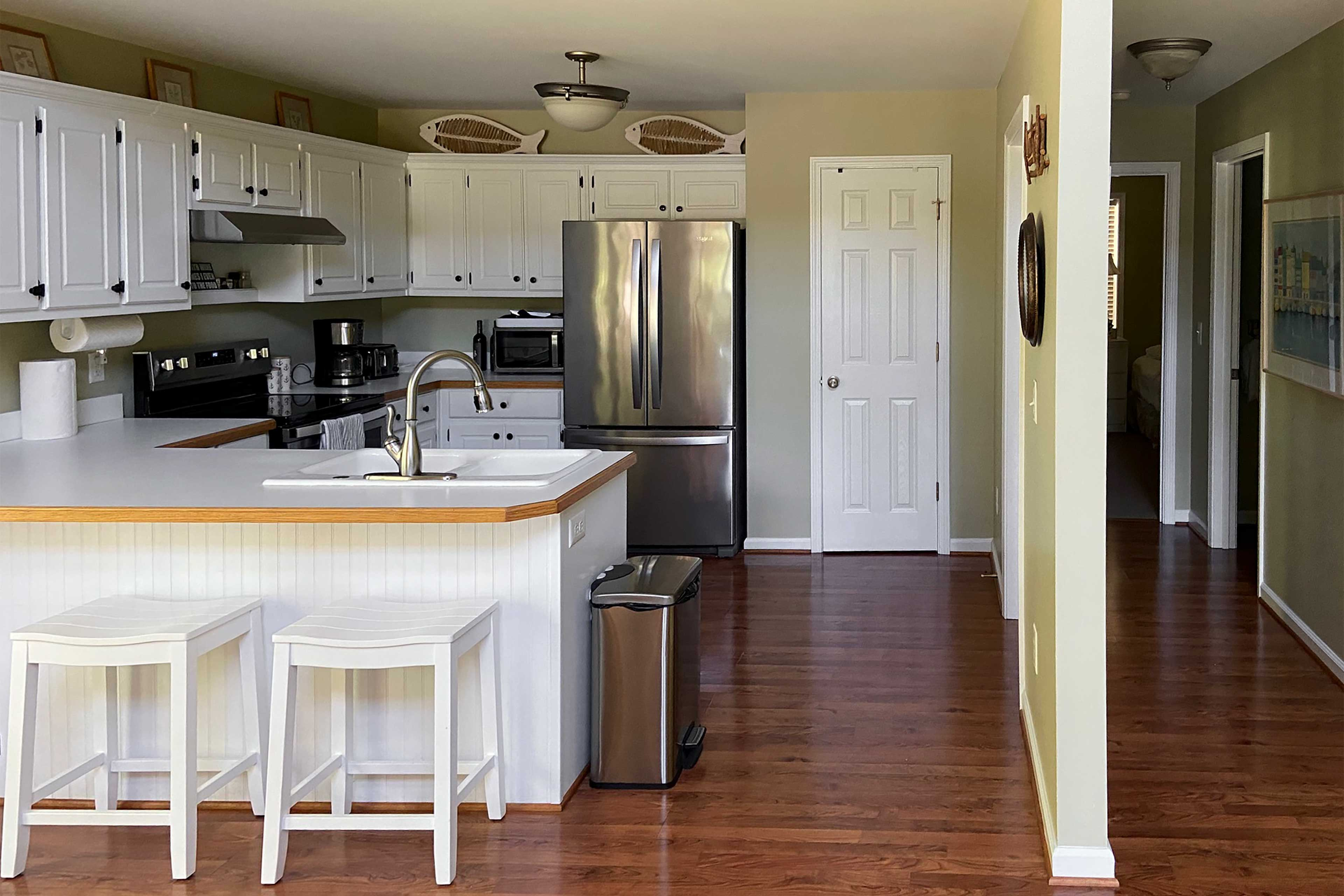Kitchen | Fully Equipped