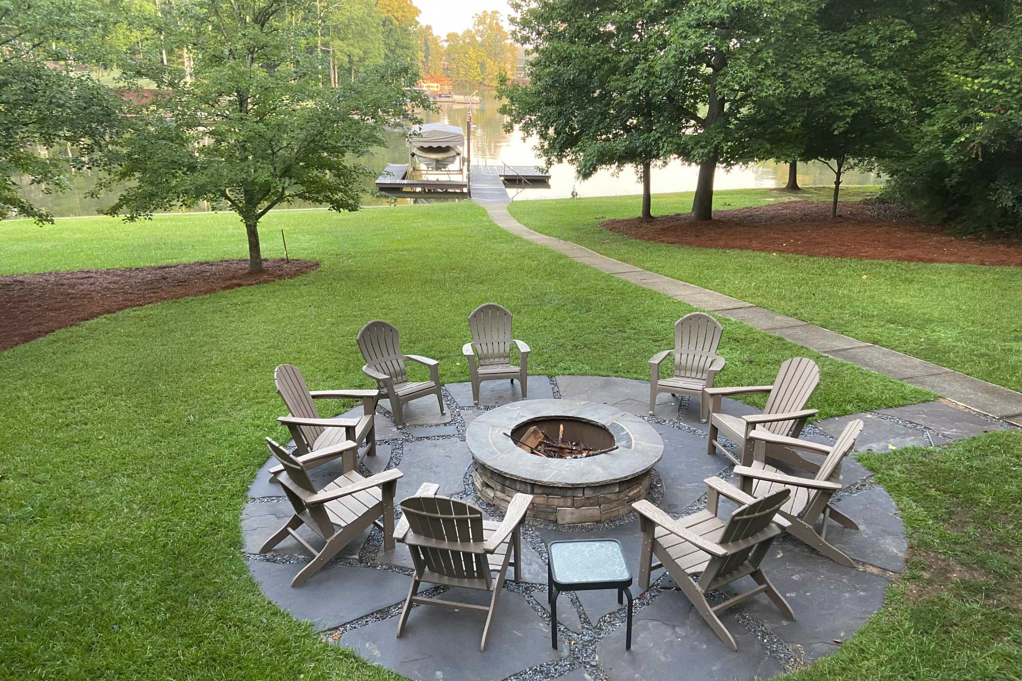 Property Exterior | Fire Pit