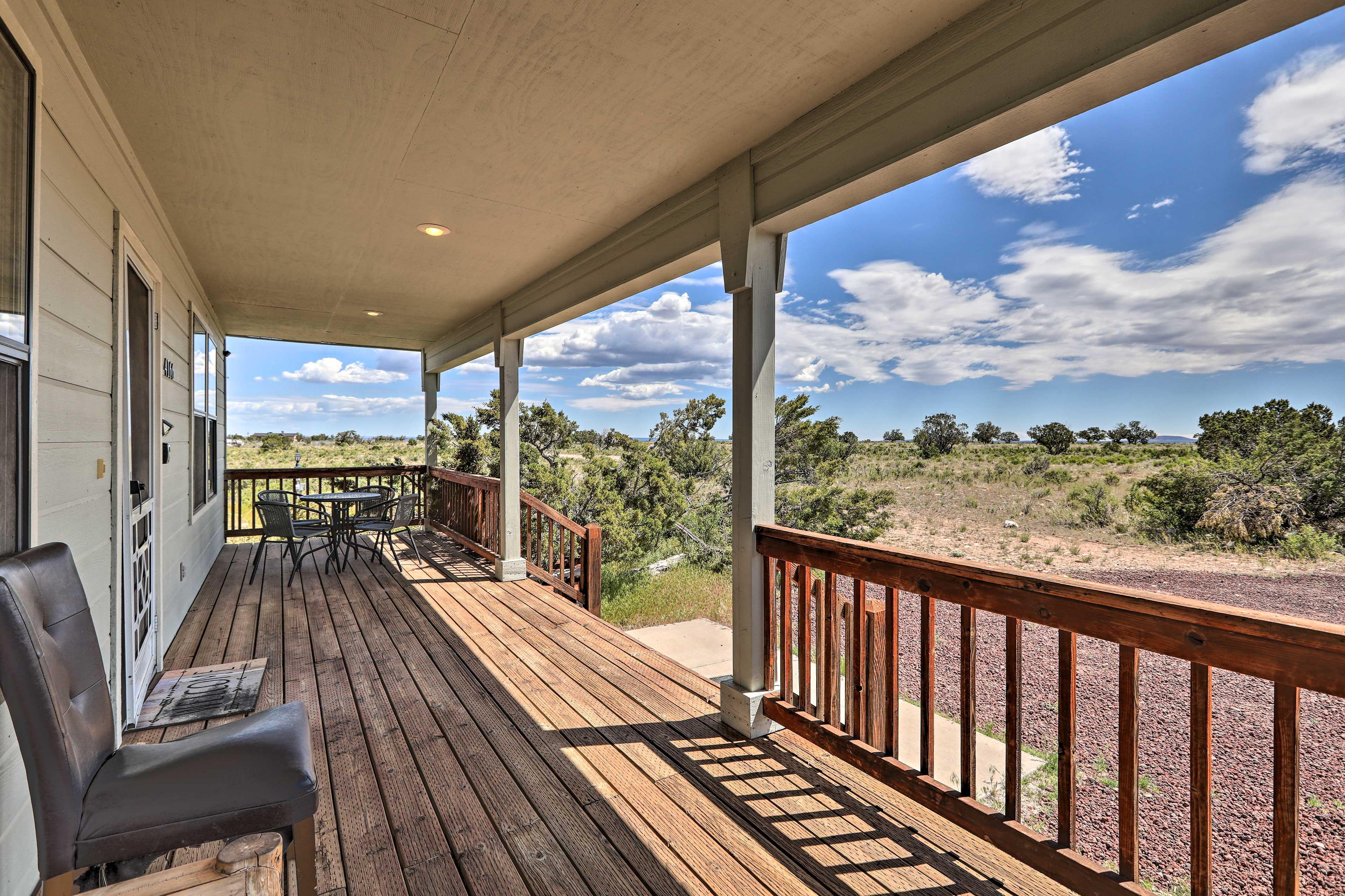 Deck | Landscape View