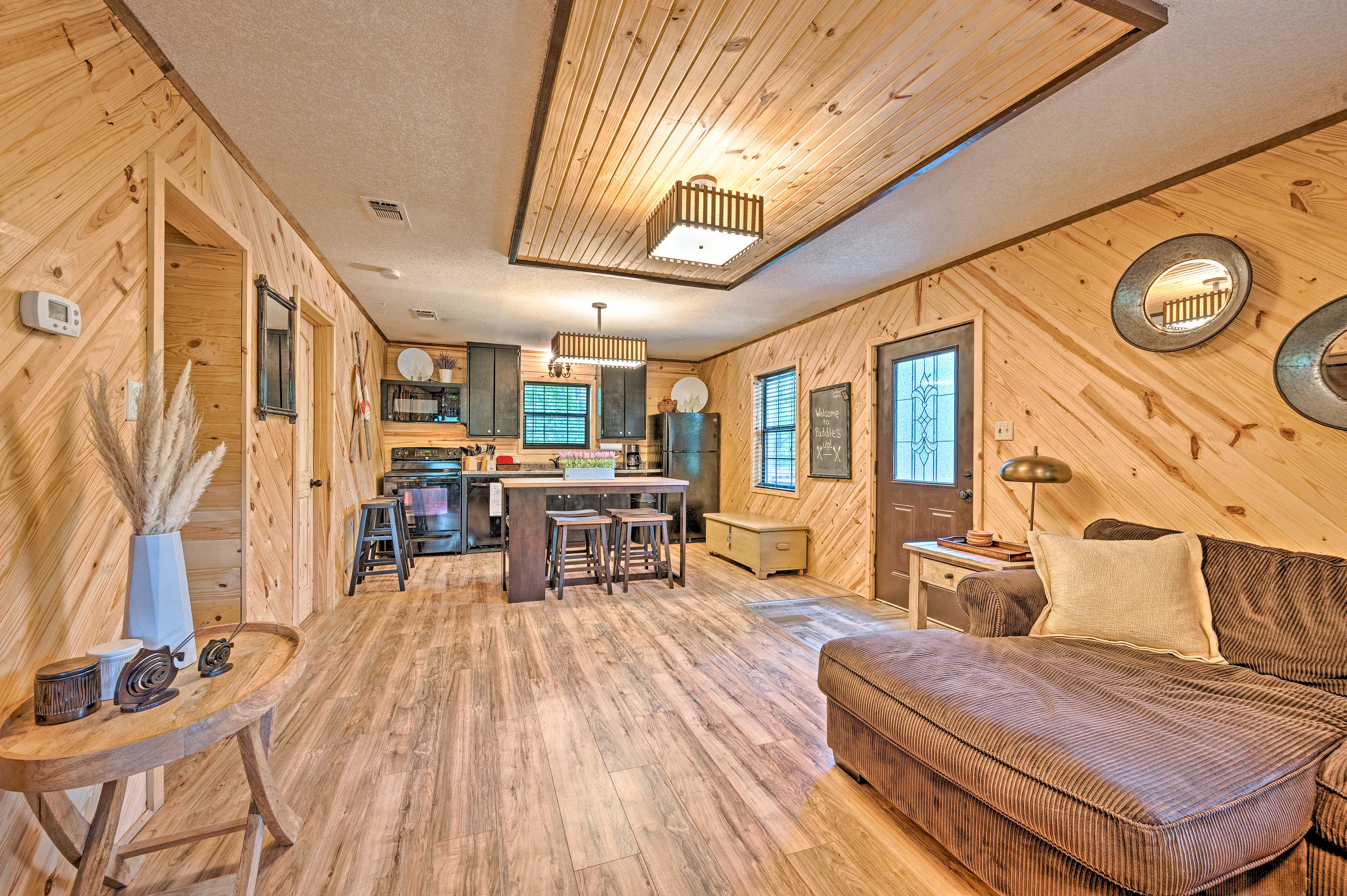 The home was recently remodeled and upgraded with everything you need.