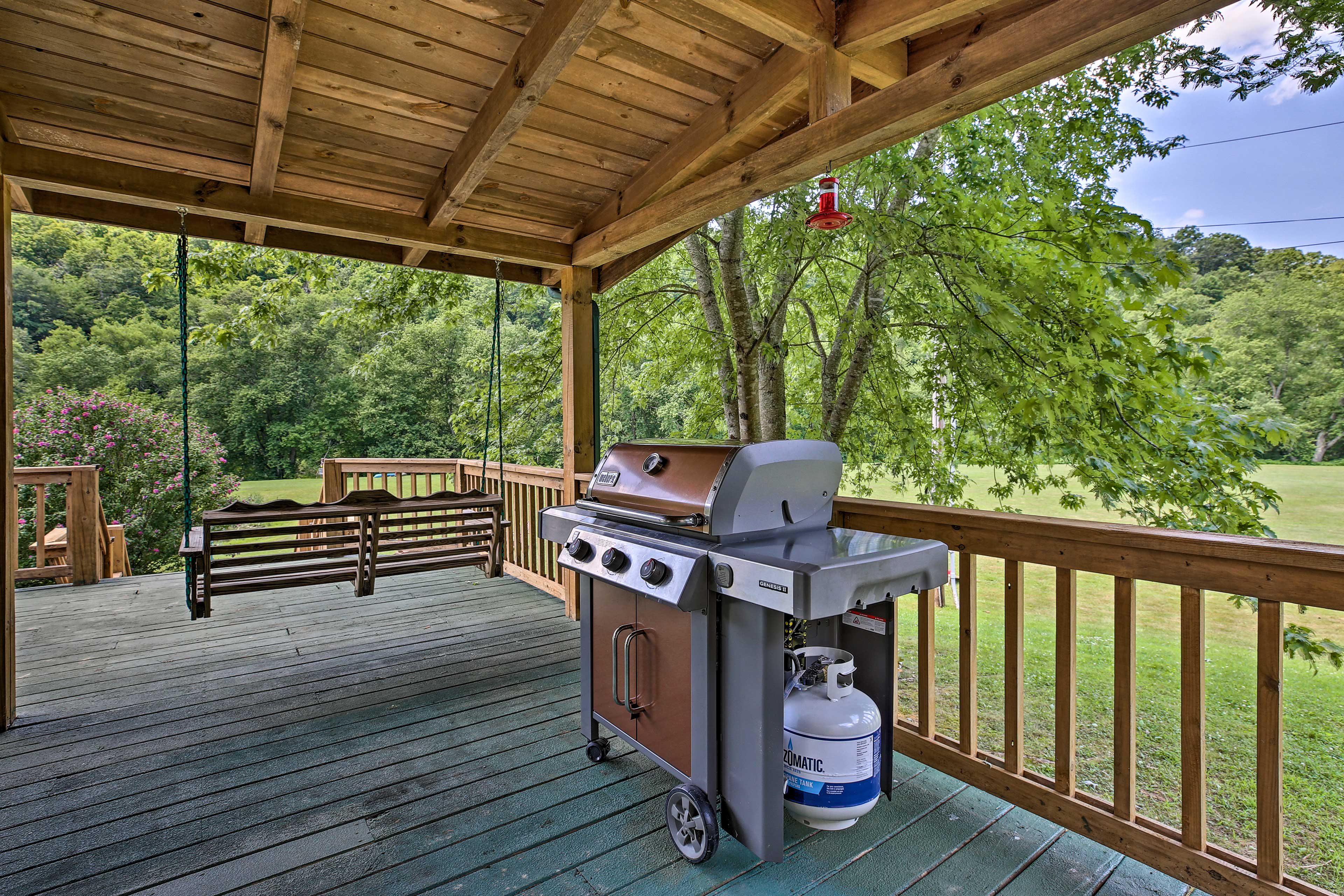 Private Deck | Steps Required