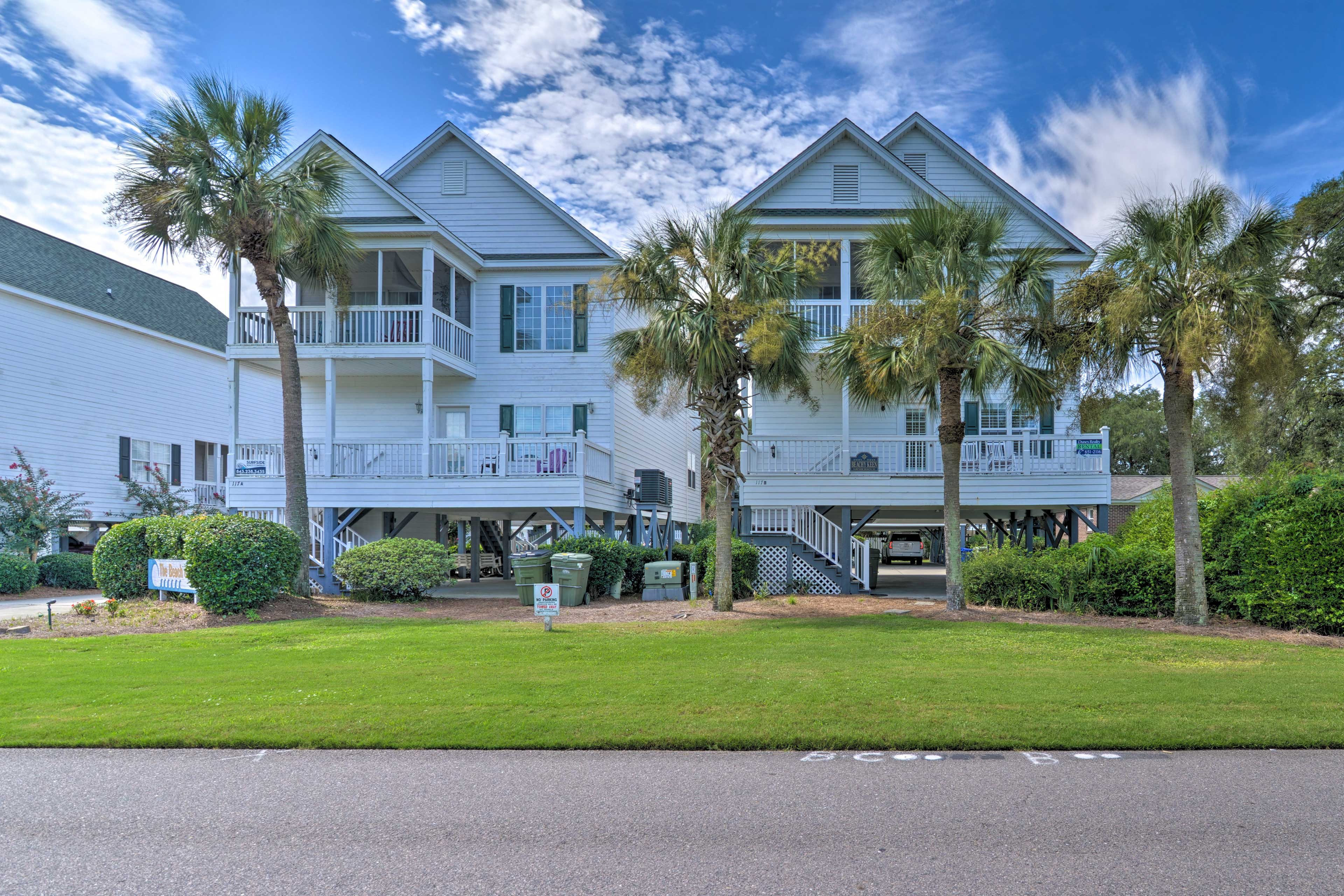 Forget the mountains - Surfside Beach is calling to you!