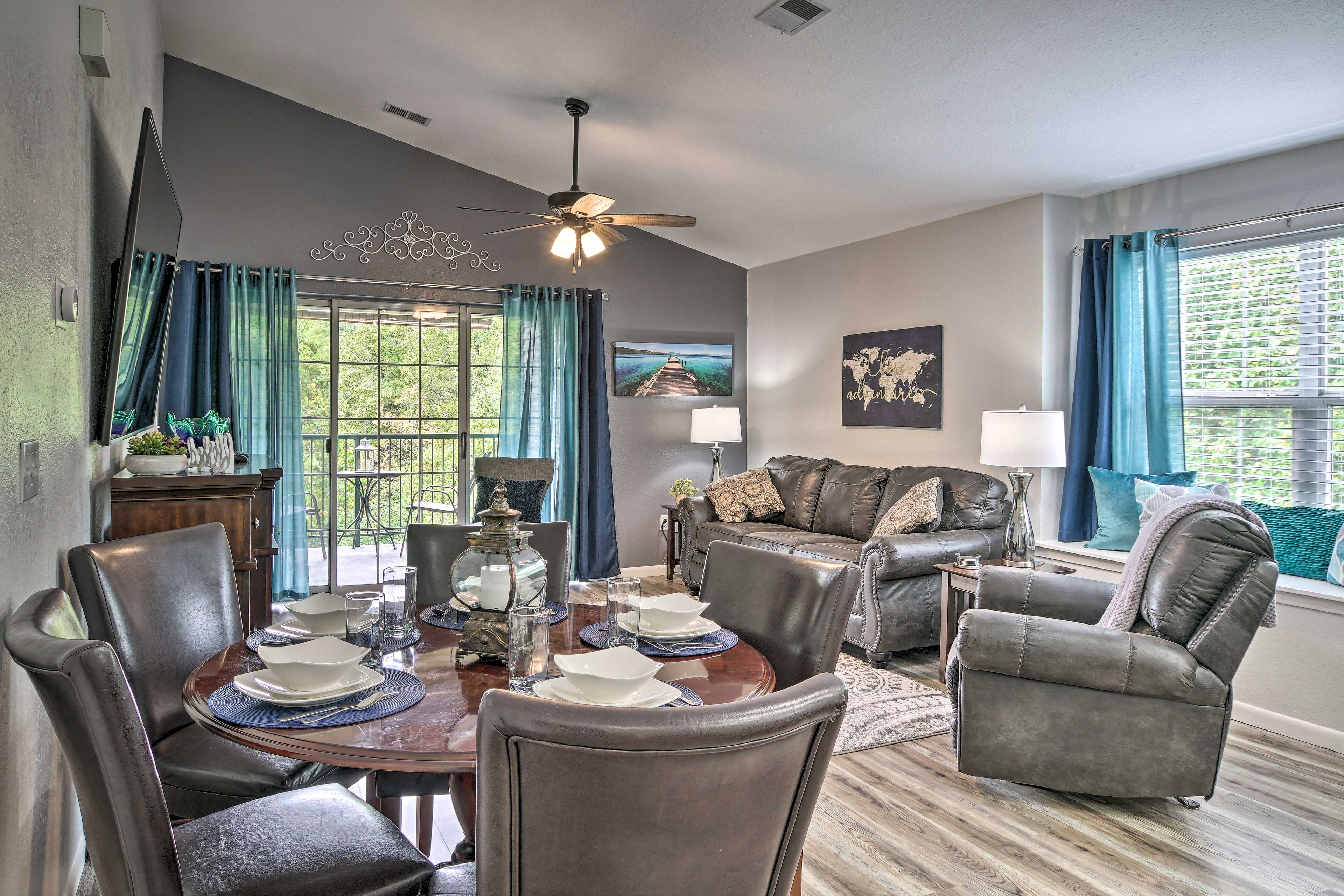 Dining Area | Fully Renovated