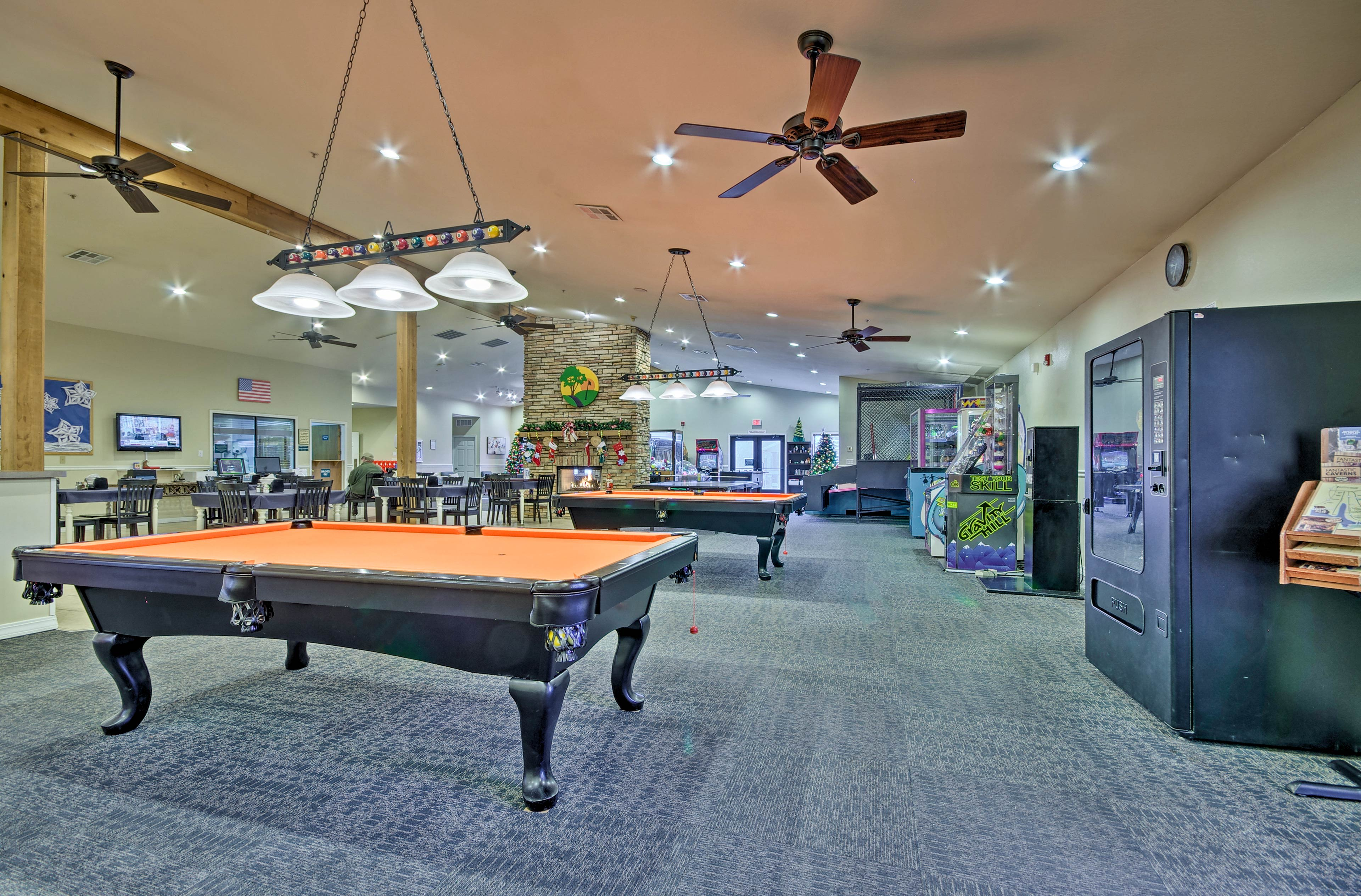 Activity Center | Free Pool Table, Ping Pong & More