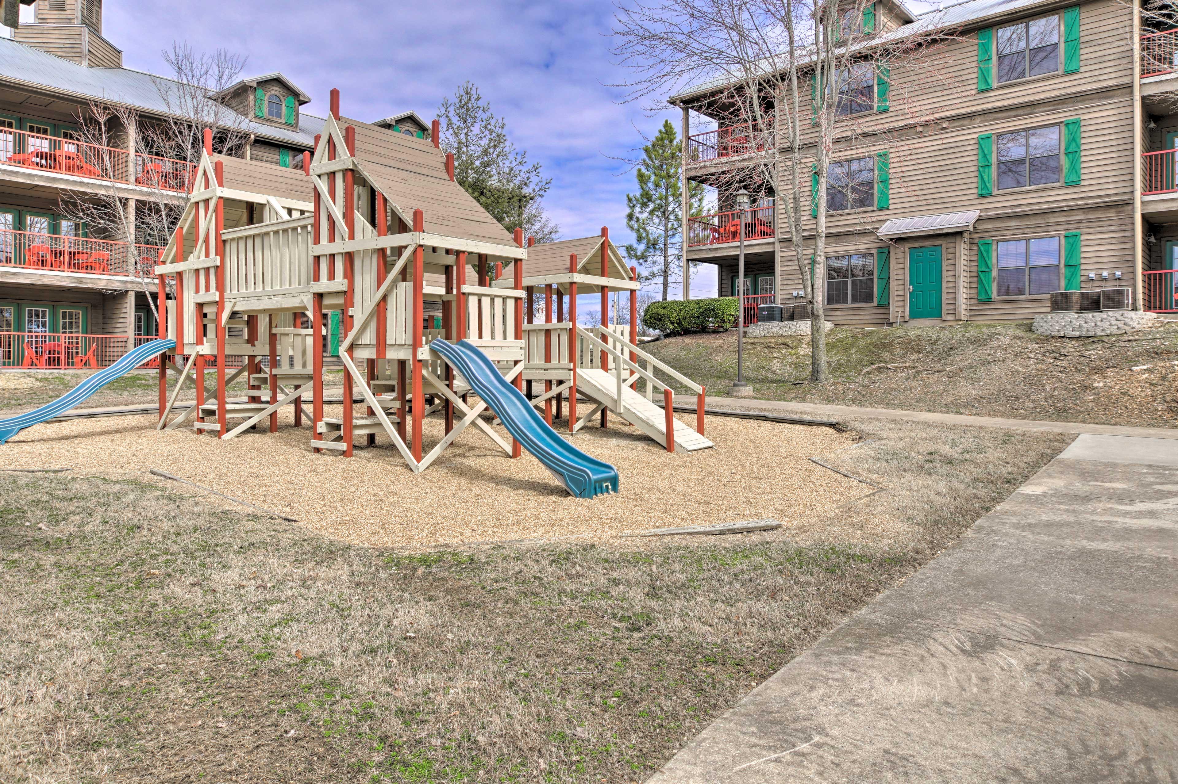 Playground | Short Walk Away
