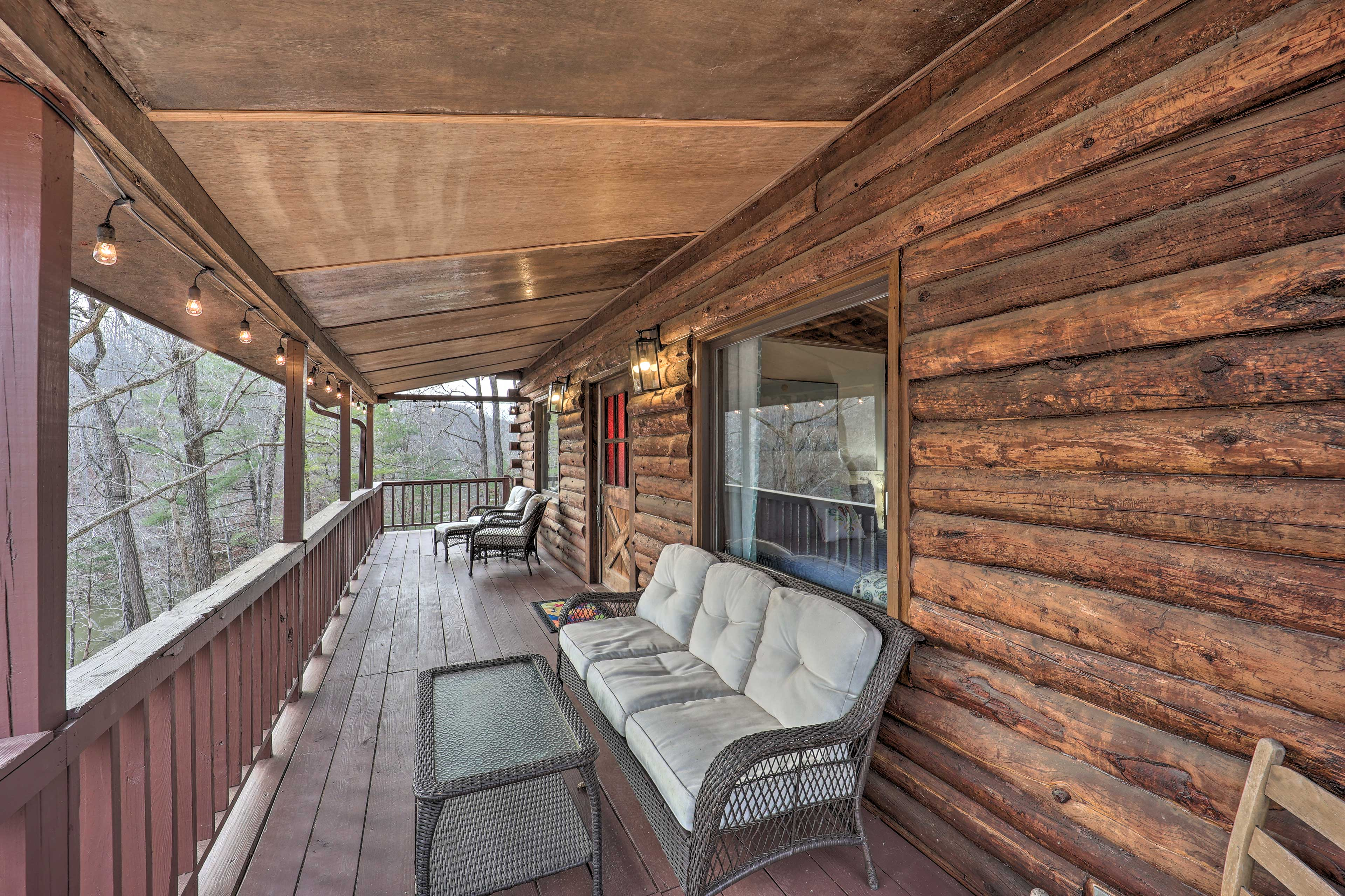 Covered Deck | Main Floor