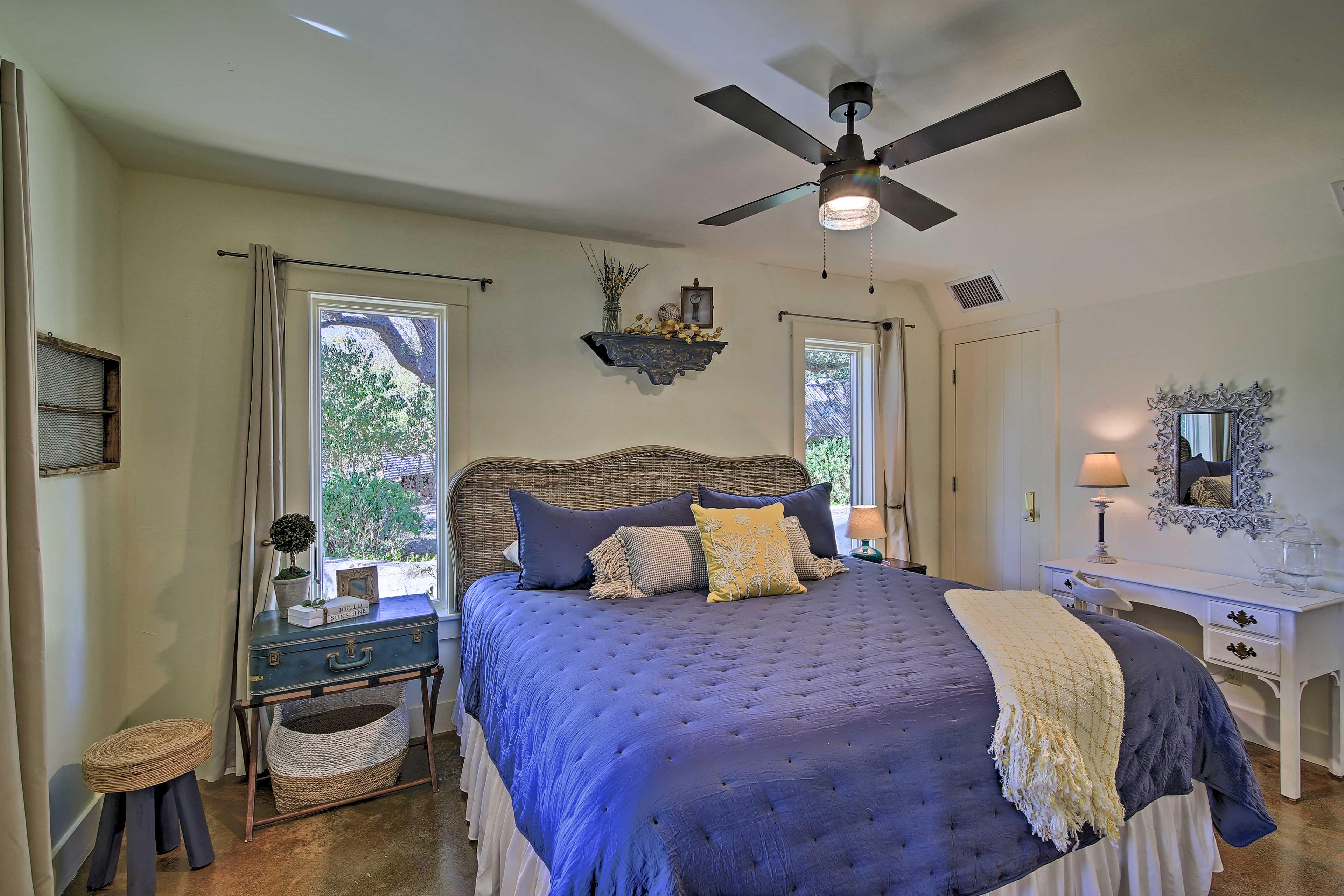 Bedroom 2 | Verdin Villa | First Floor