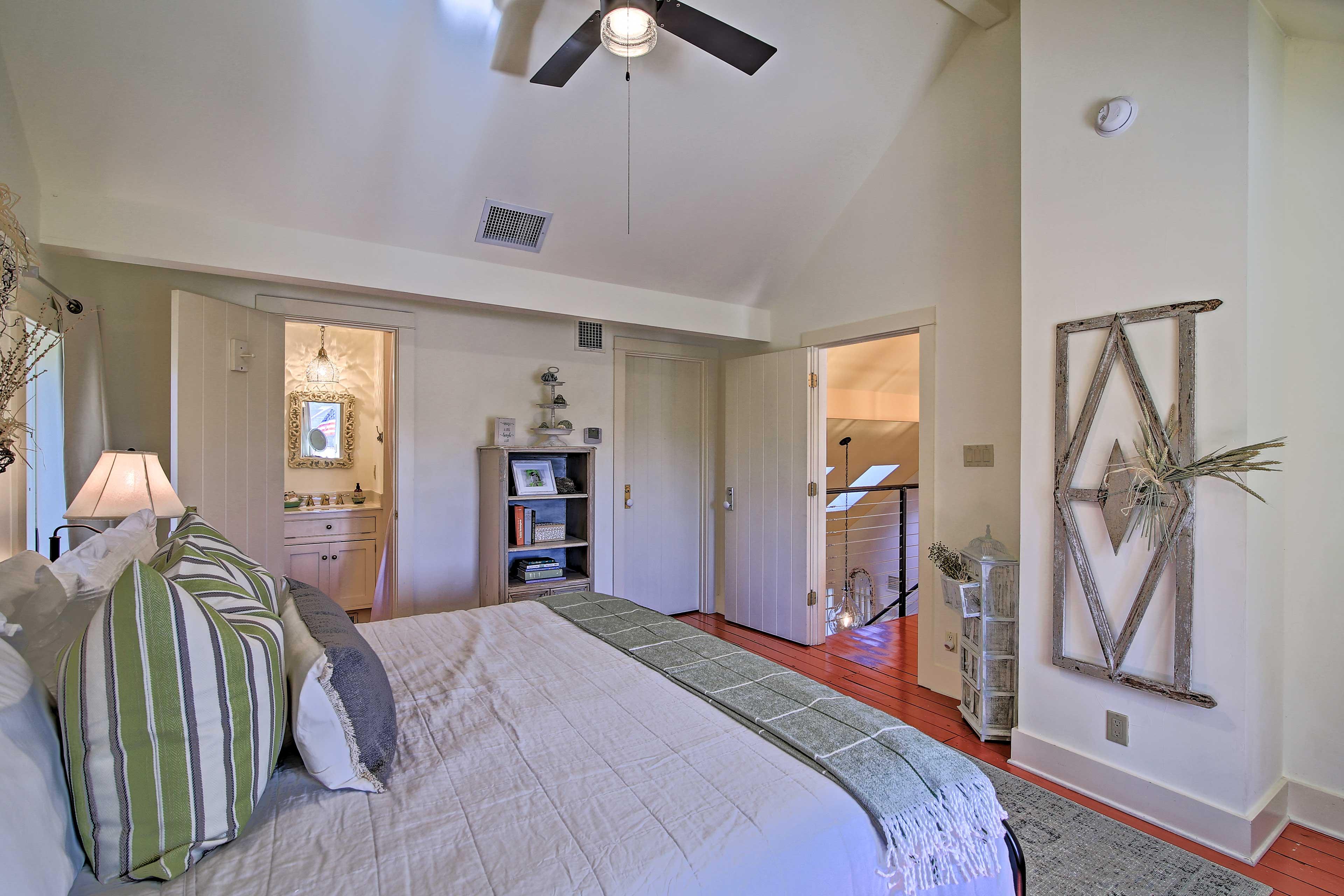 Bedroom 4 | Second Floor