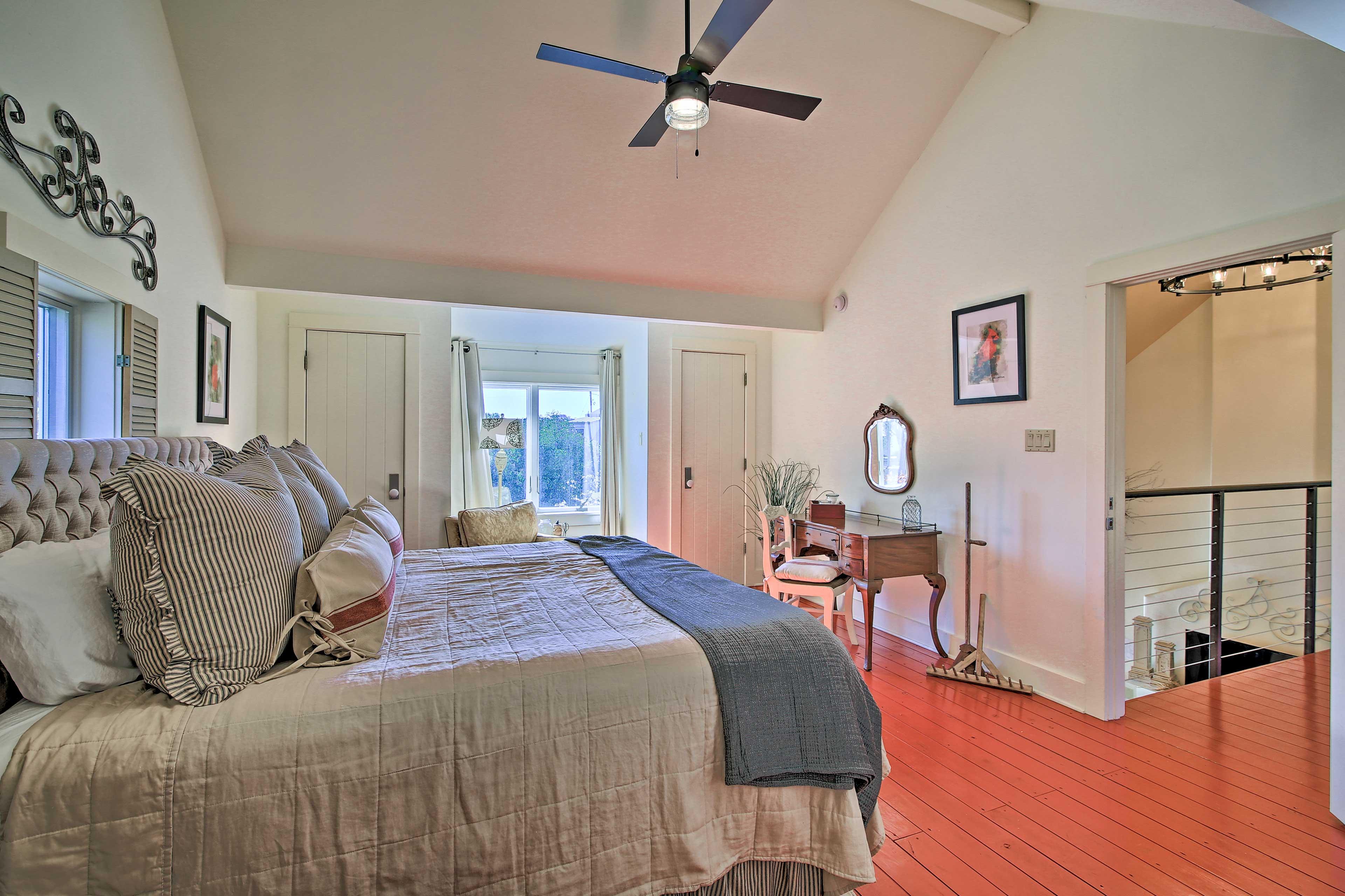 Bedroom 3 | Second Floor