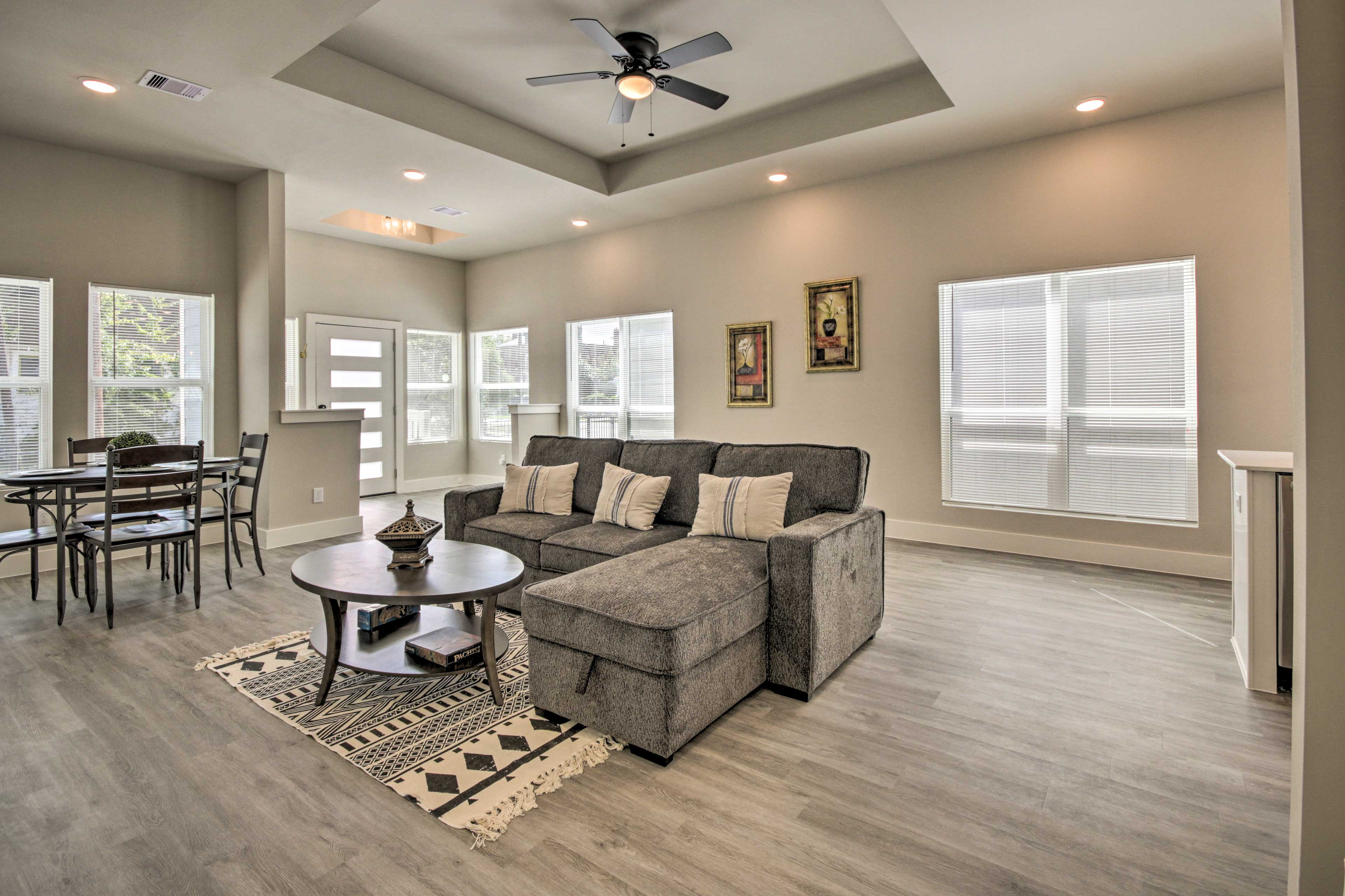 Houston Vacation Rental Home | 3BR | 2BA | 1,510 Sq Ft