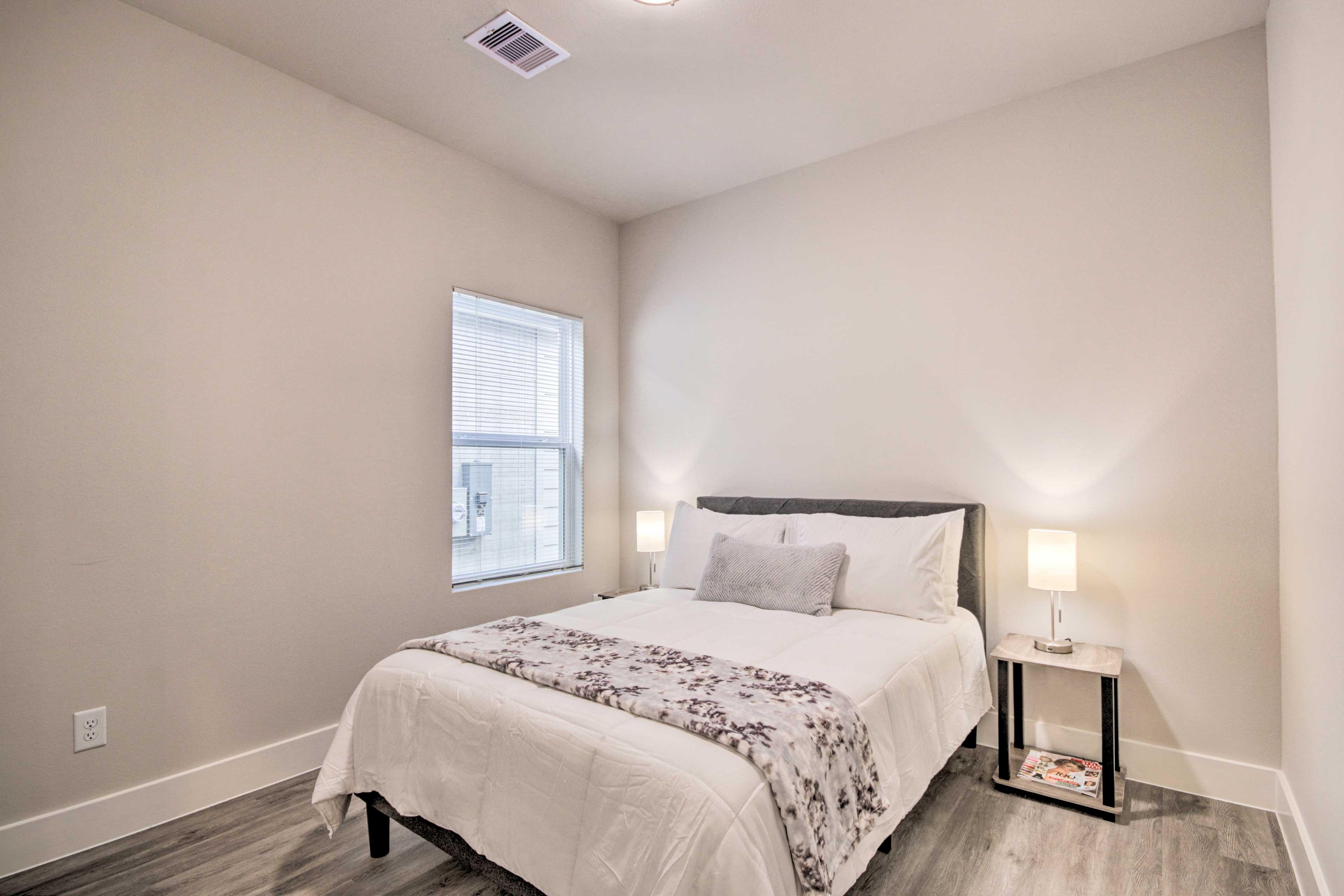 Bedroom 3 | Full Bed