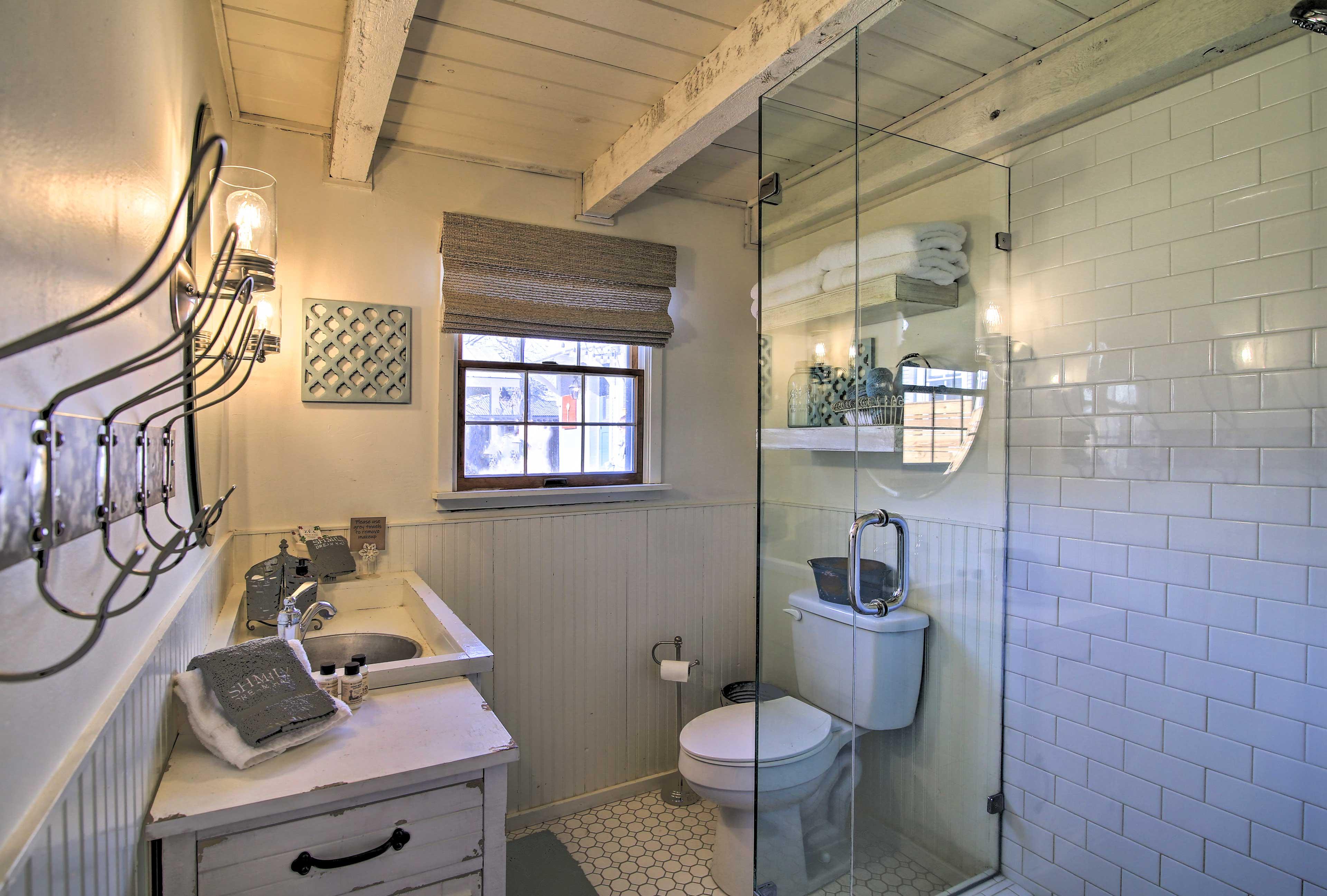 Bathroom 2 | Walk-in Shower