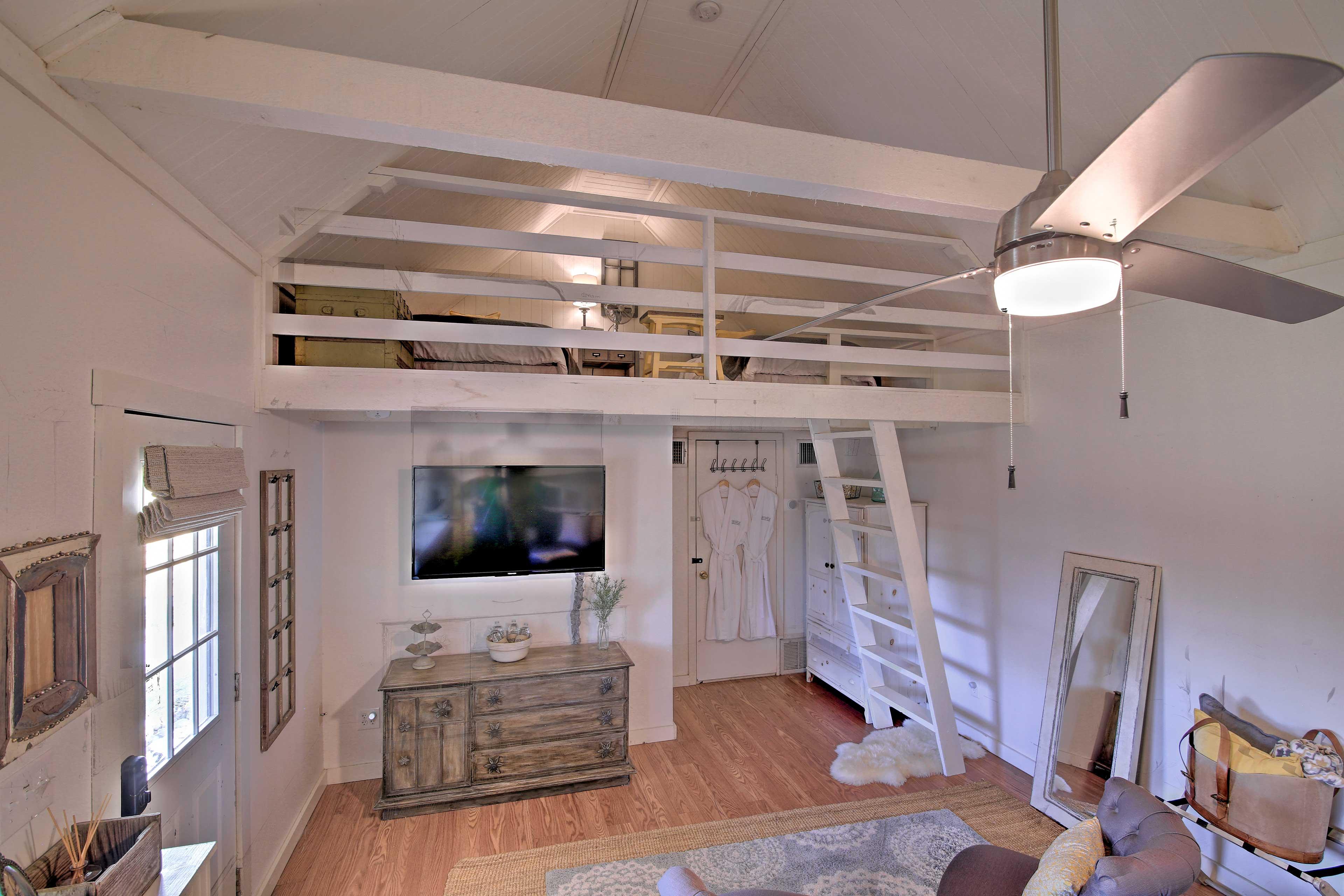 Loft | Ladder Required