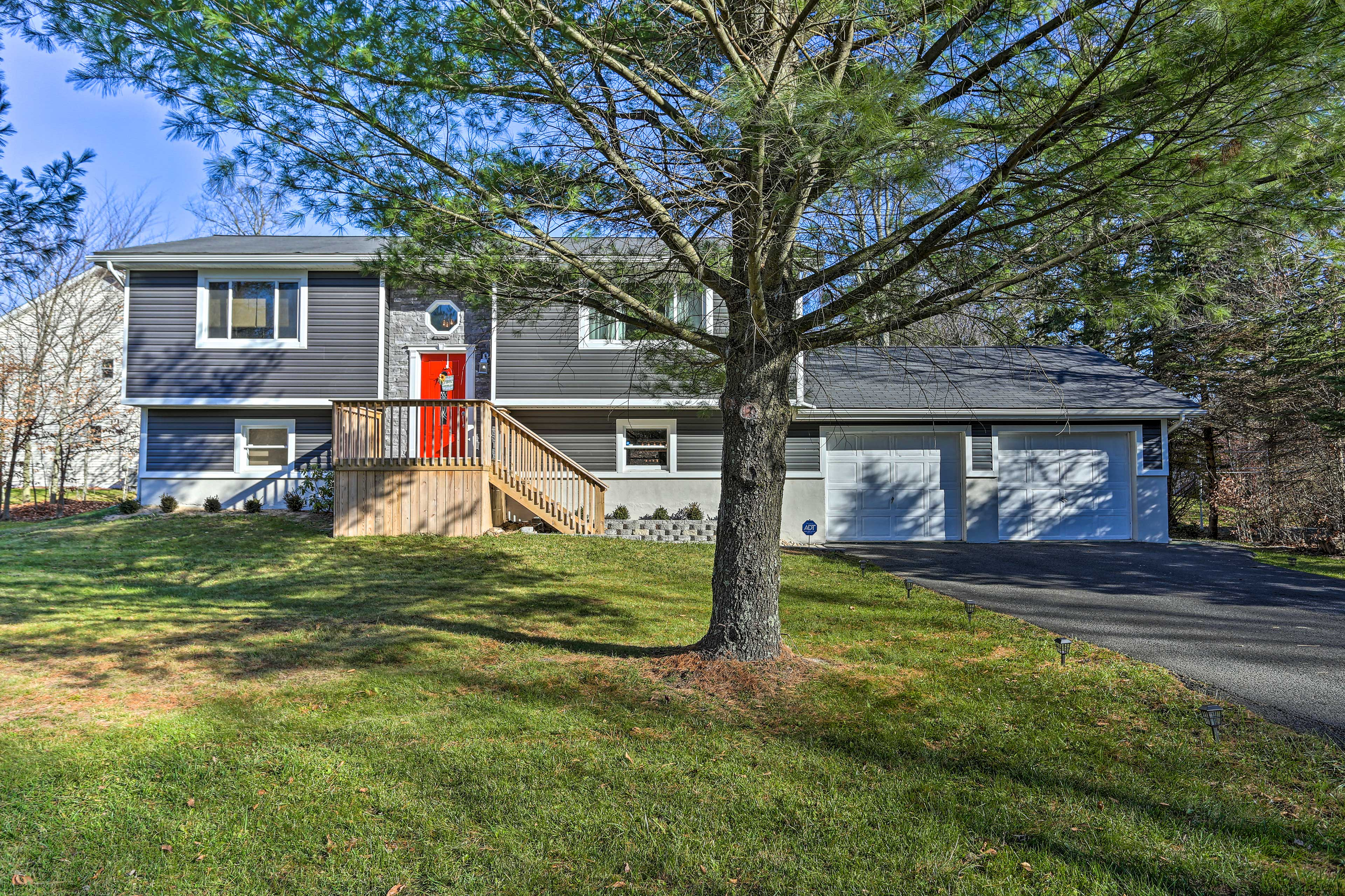 Home Exterior | Long-Term Renters Welcome