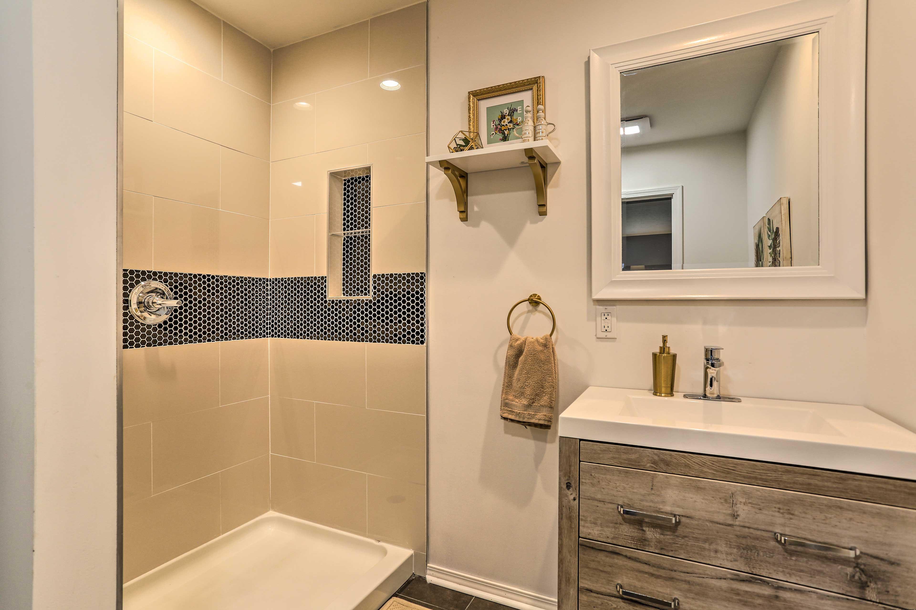 En-Suite Bathroom | Hair Dryer