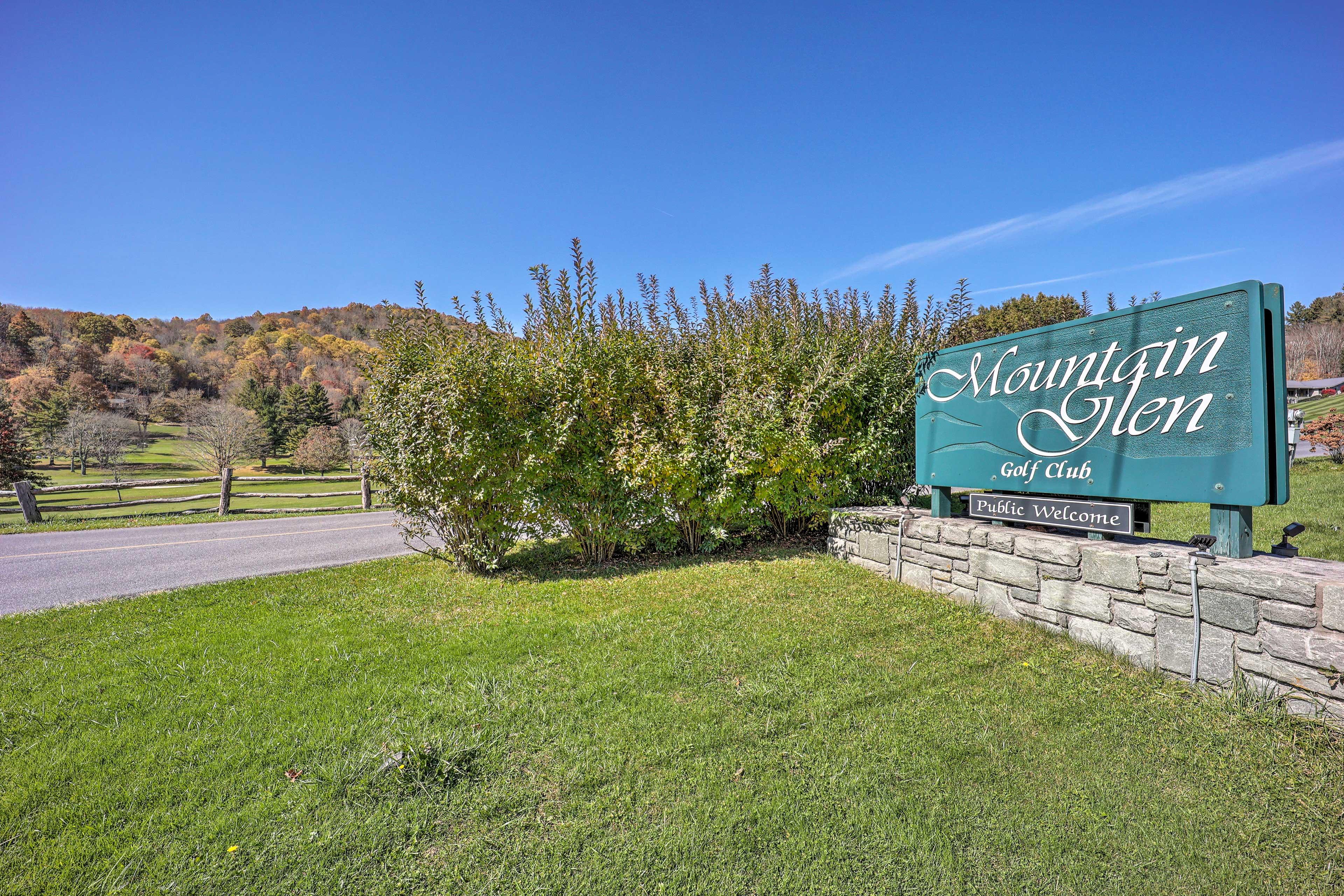 Mountain Glen Golf Club