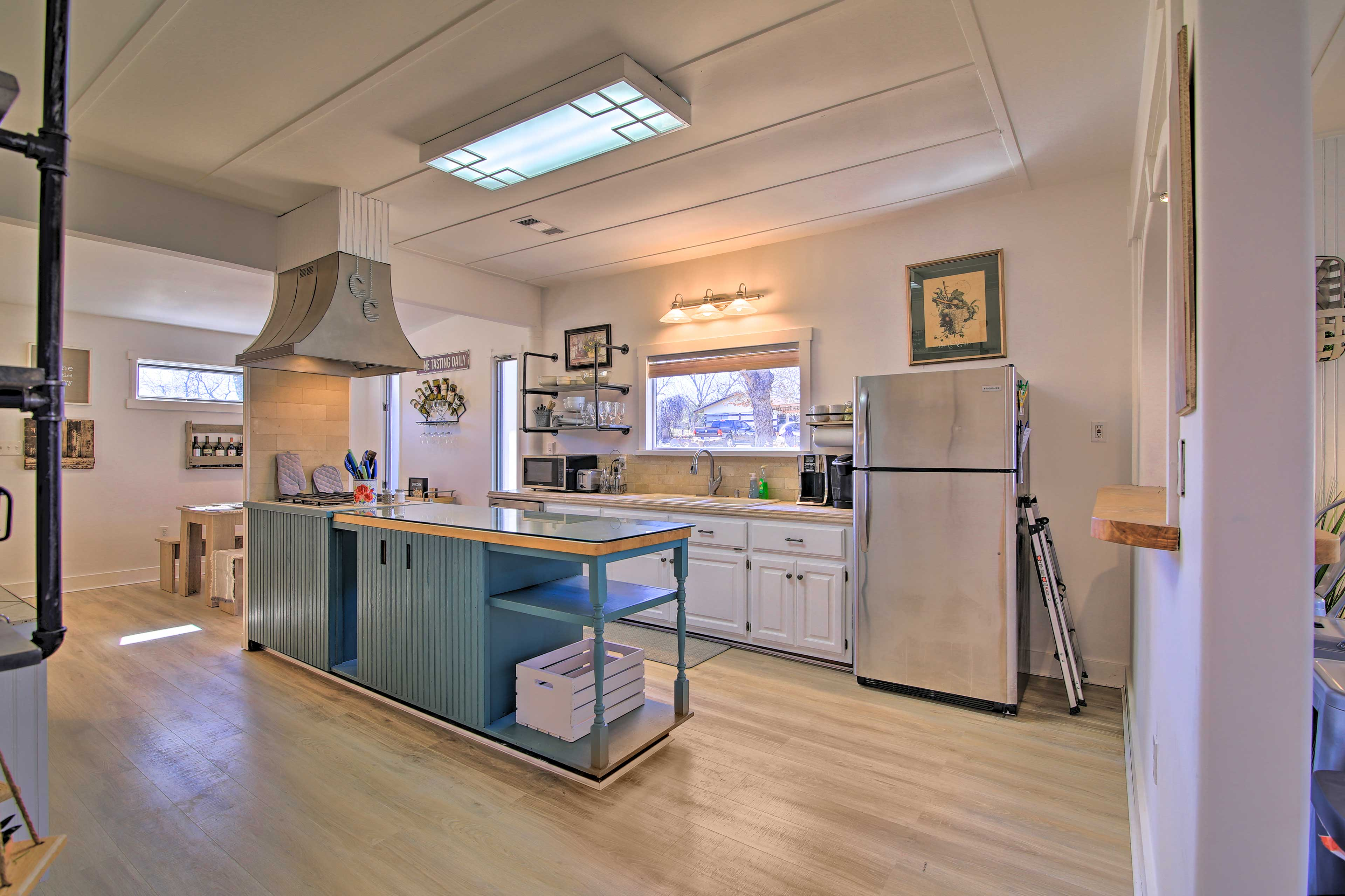 Fully Equipped Kitchen | Cooking Basics