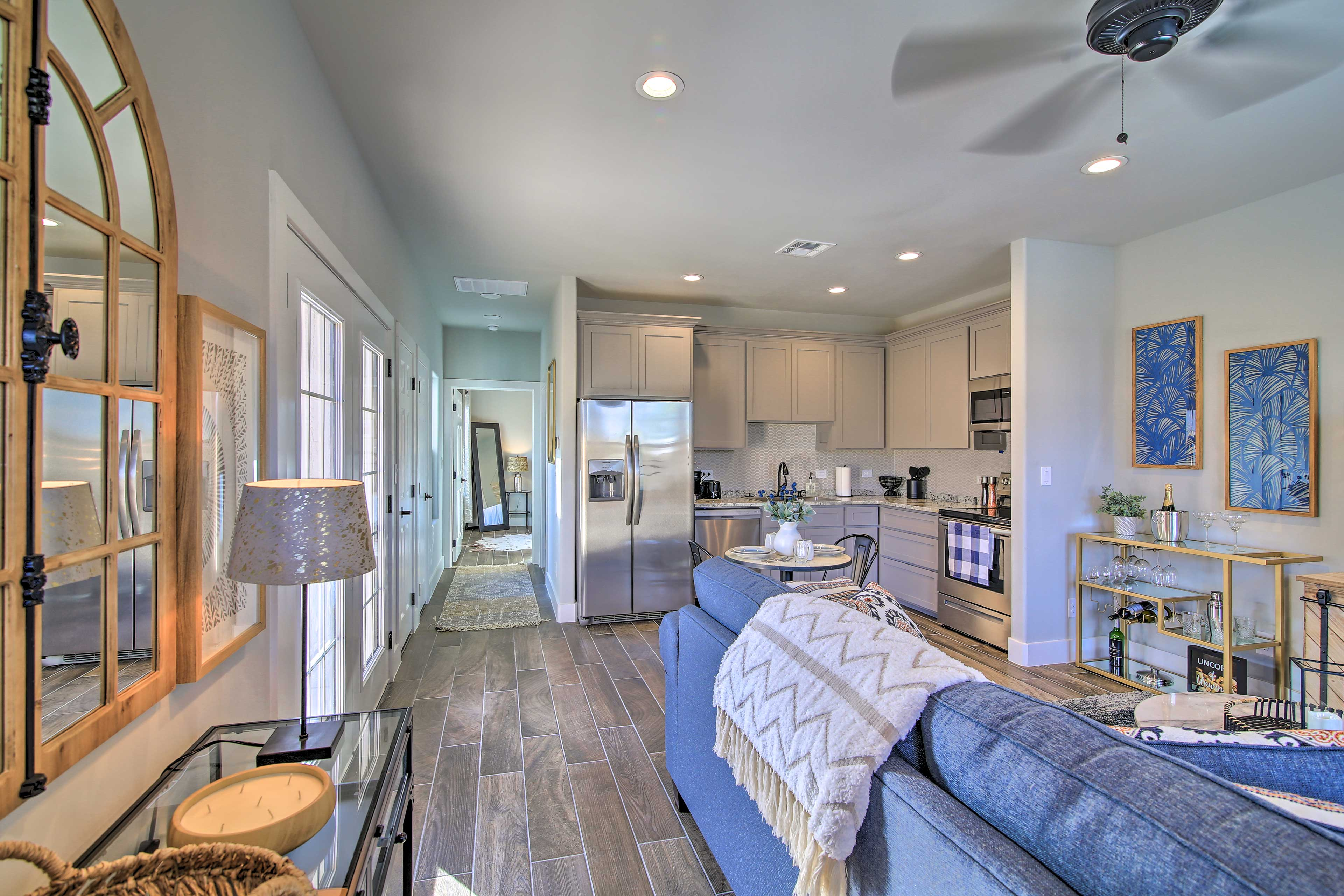 Main Living Space | Long-Term Renters Welcome