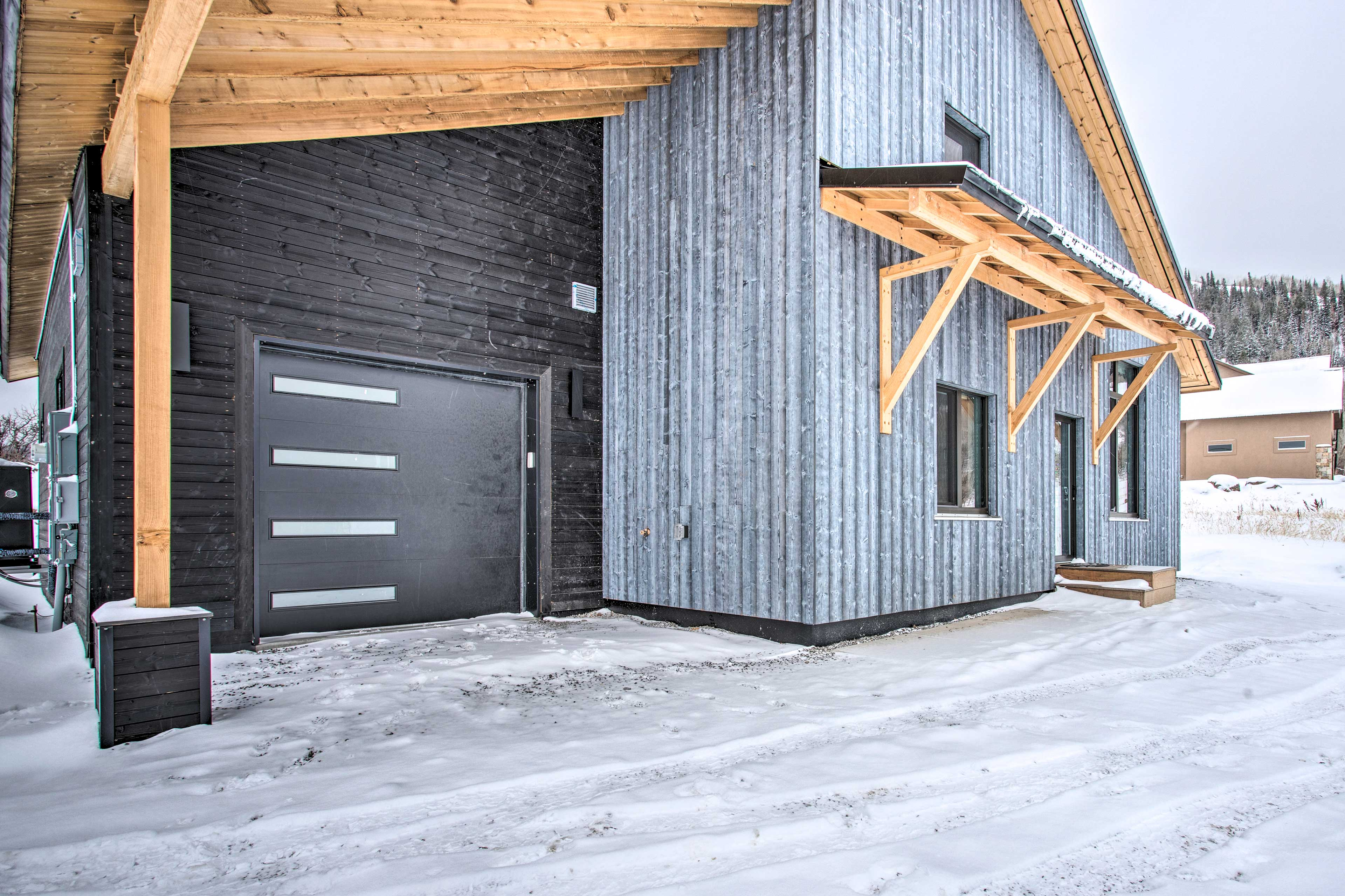 House Exterior | Garage Parking | 1 Vehicle