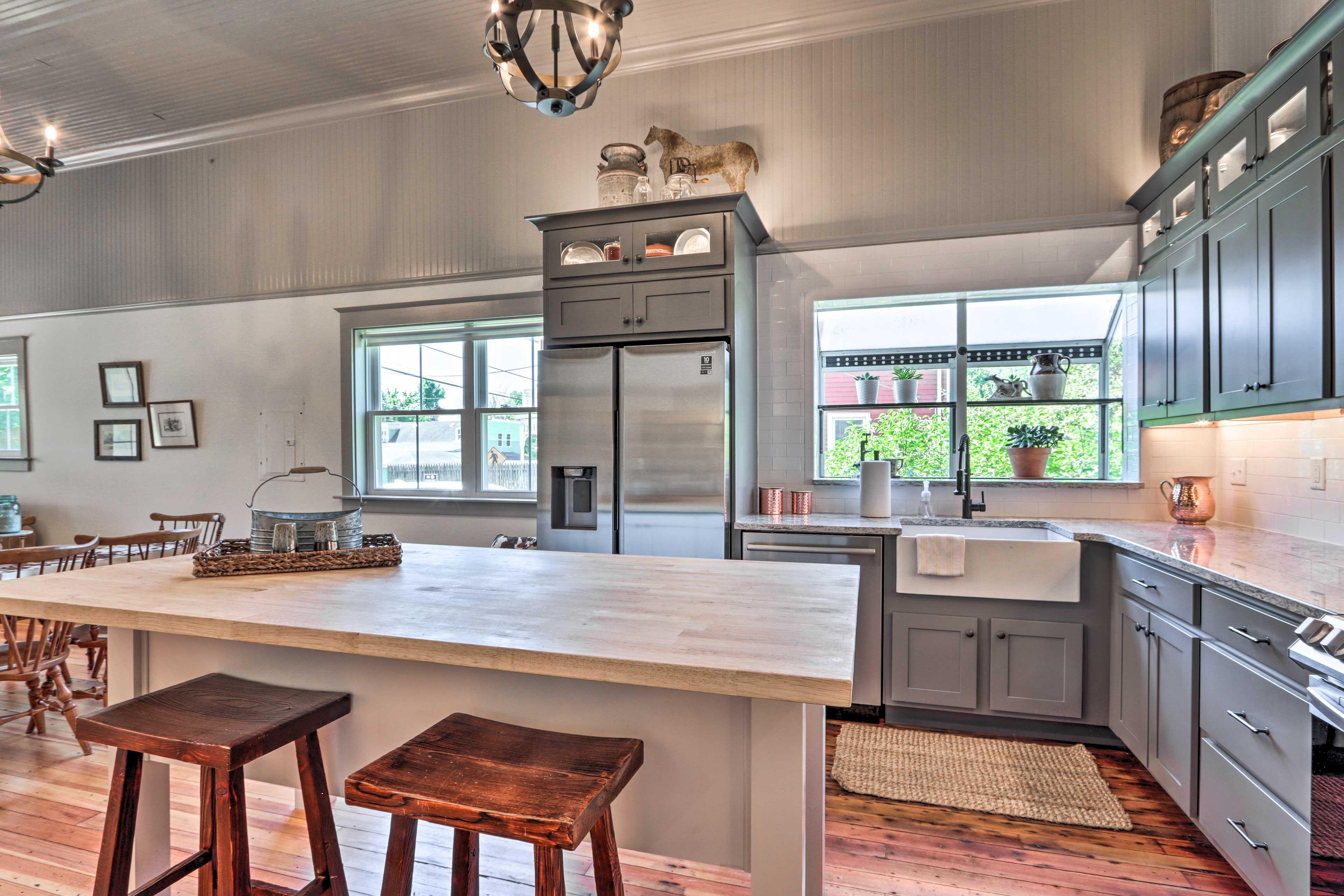 Kitchen | Farmhouse Sink
