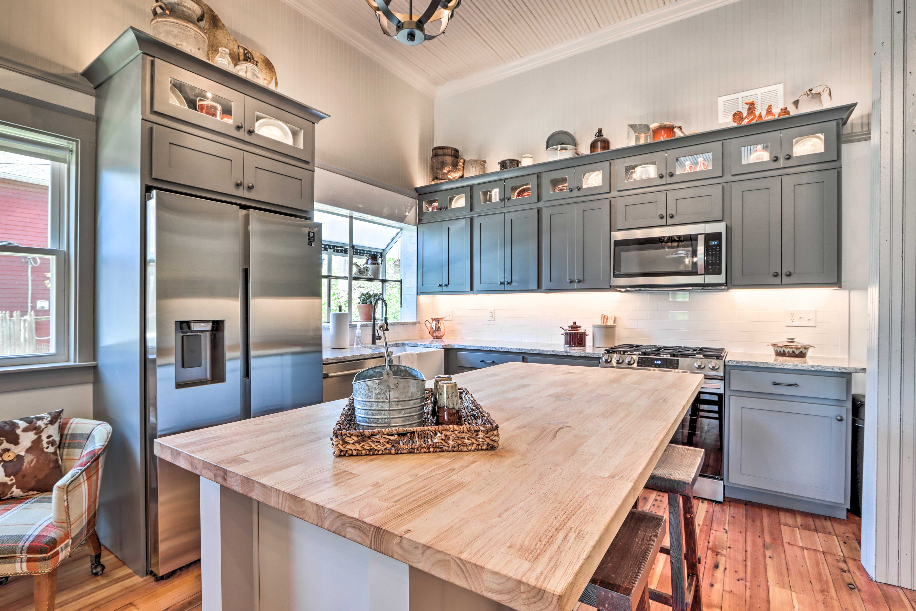 Kitchen | Fully Equipped | Cooking Utensils