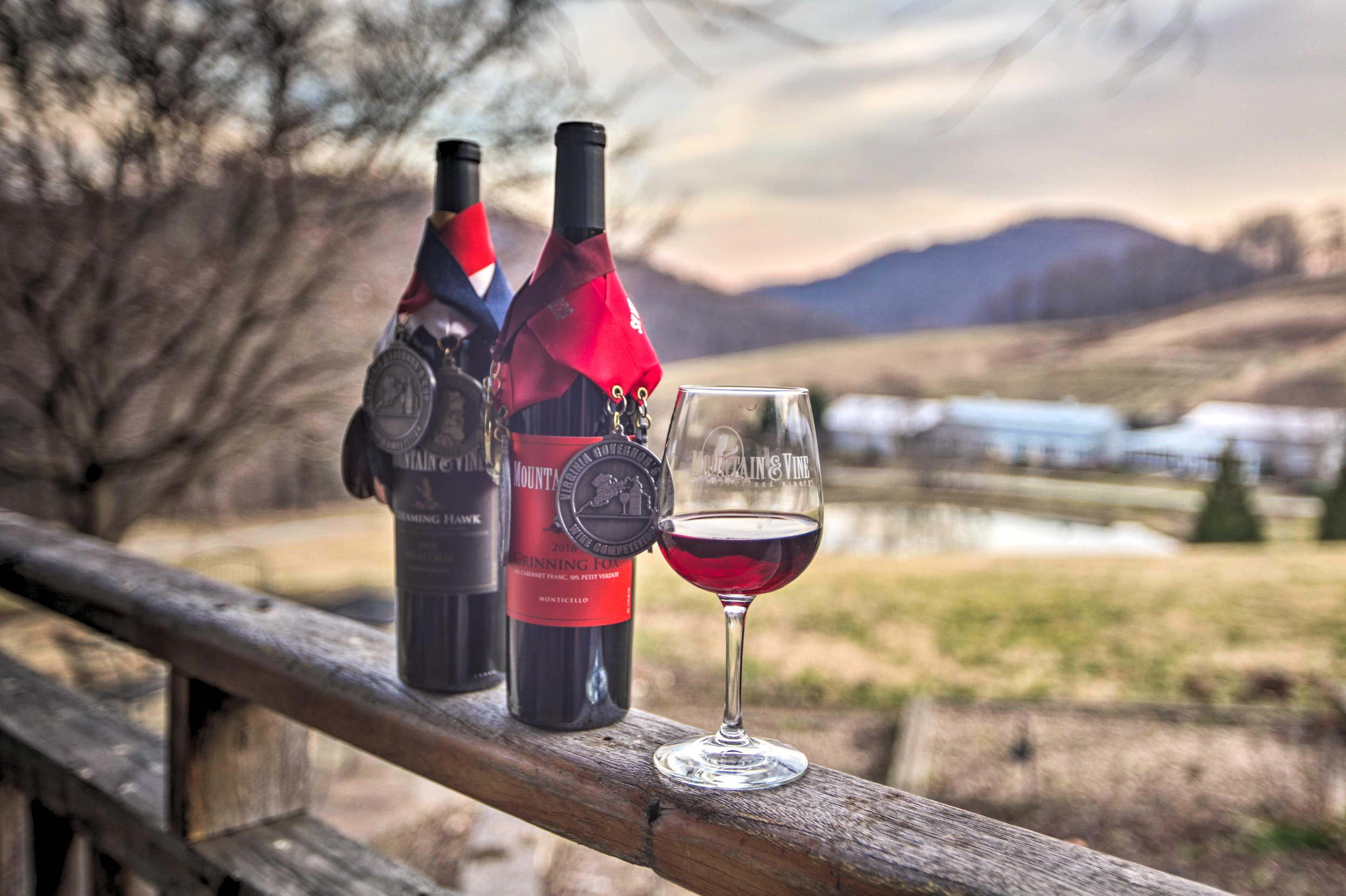 Delfosse Vineyards & Winery