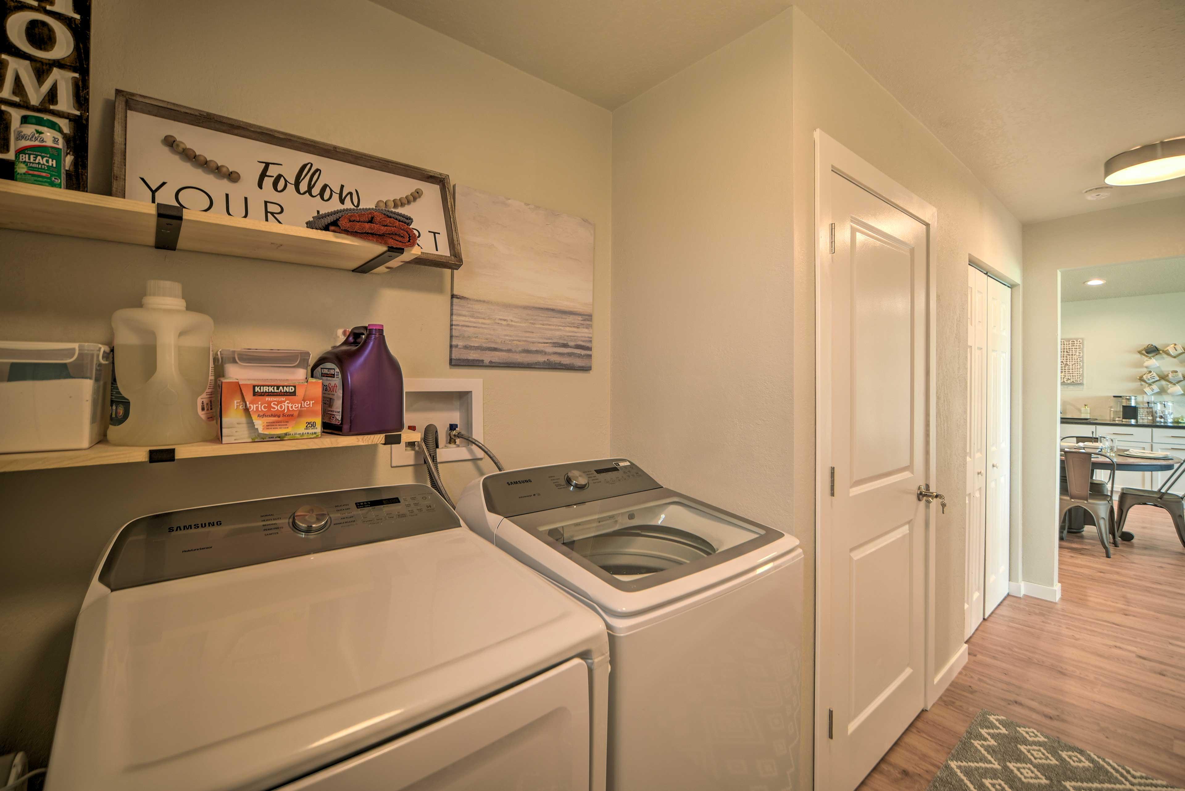 Washer/Dryer   Cleaning Essentials