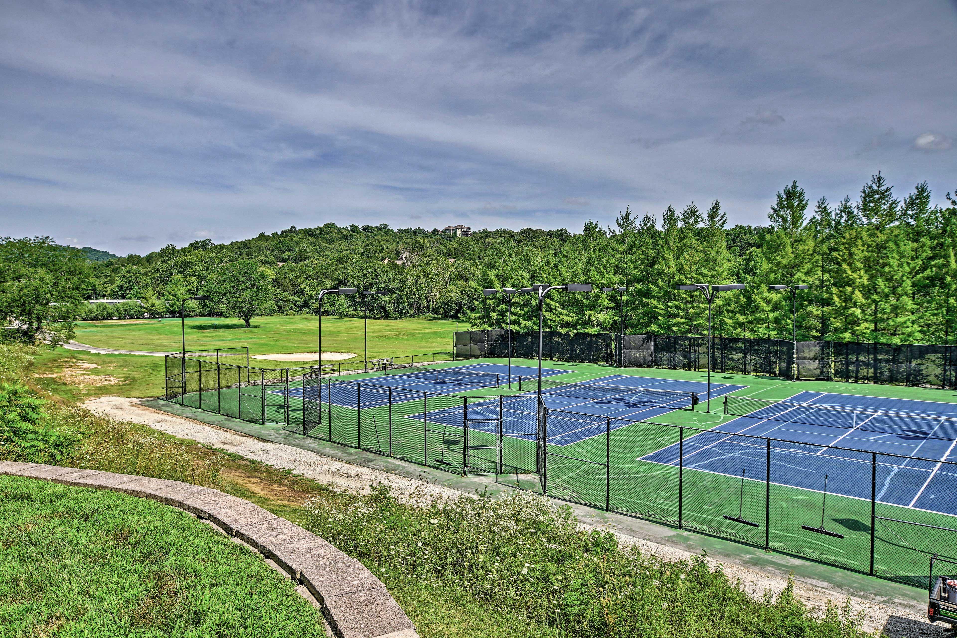 Community Amenities | Tennis