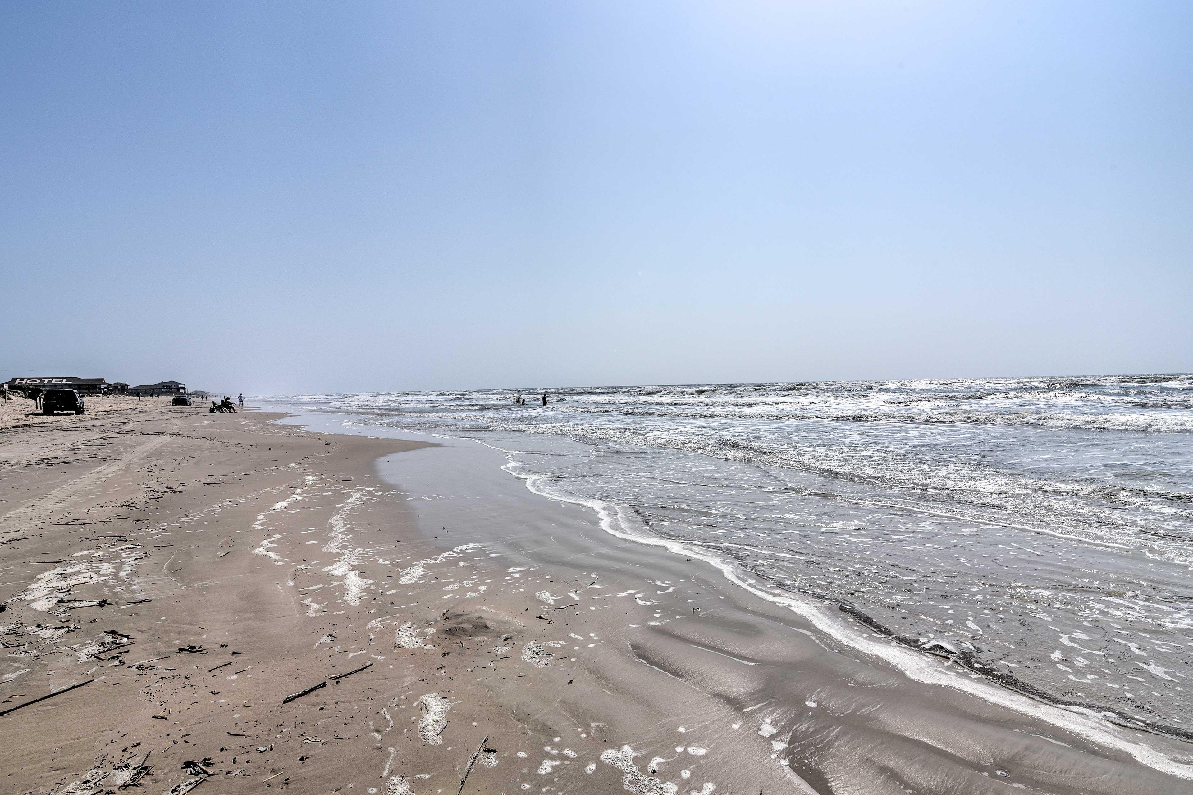 Walk to Surfside Beach