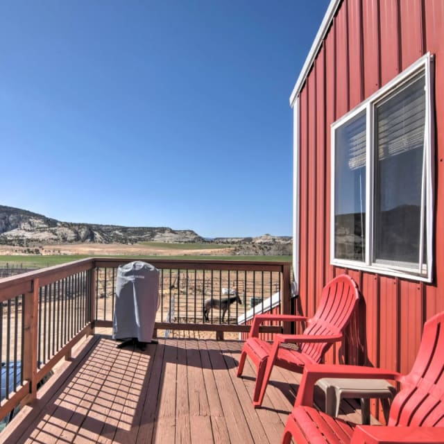 Vacation home in Boulder, Utah
