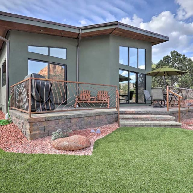 Vacation rental home in Sedona, Arizona