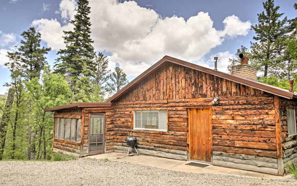 cabin mexico cabins rent for ruidoso new vacation