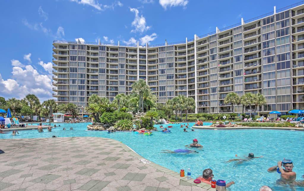 Panama City Beach Hotels Beachfront Condo
