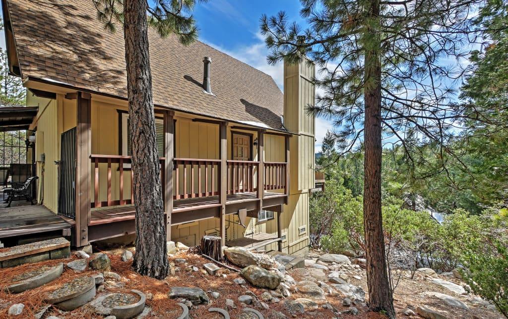 and bear rentals cabins arrowhead big ca exclusive vacation
