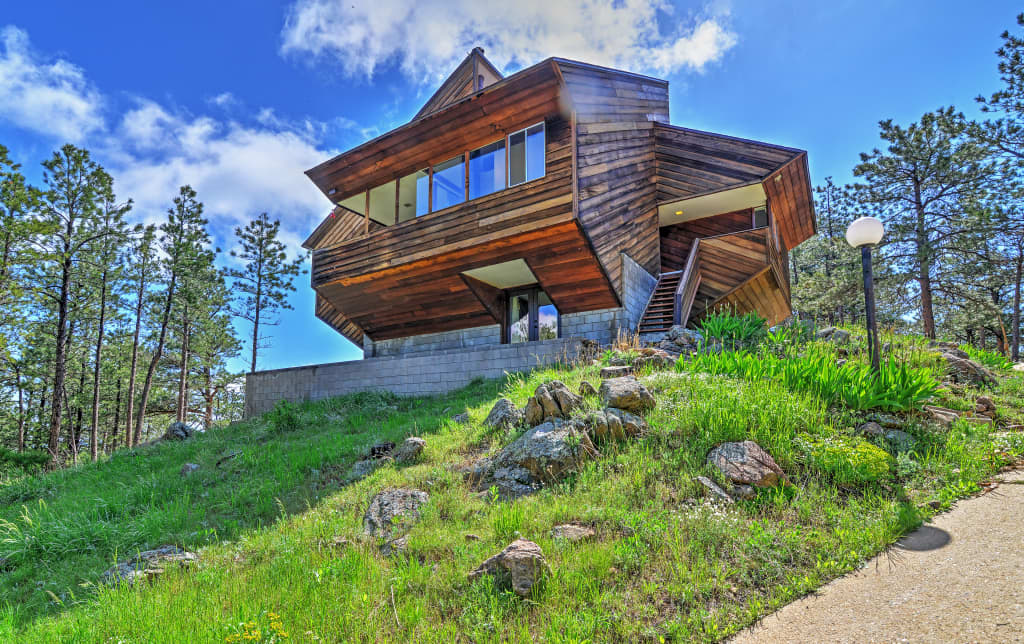 Remarkable Luxe Boulder Barrett House On Mtn Peak W Hot Tub Home Interior And Landscaping Ologienasavecom