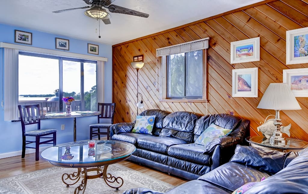 Enjoyable 2Br Cedar Key Duplex House W Dock Ocean Views Home Interior And Landscaping Ologienasavecom