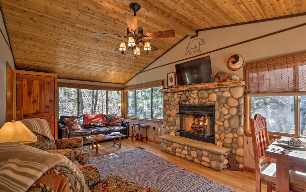 Beautiful Ruidoso Cabin W Private Hot Tub Views