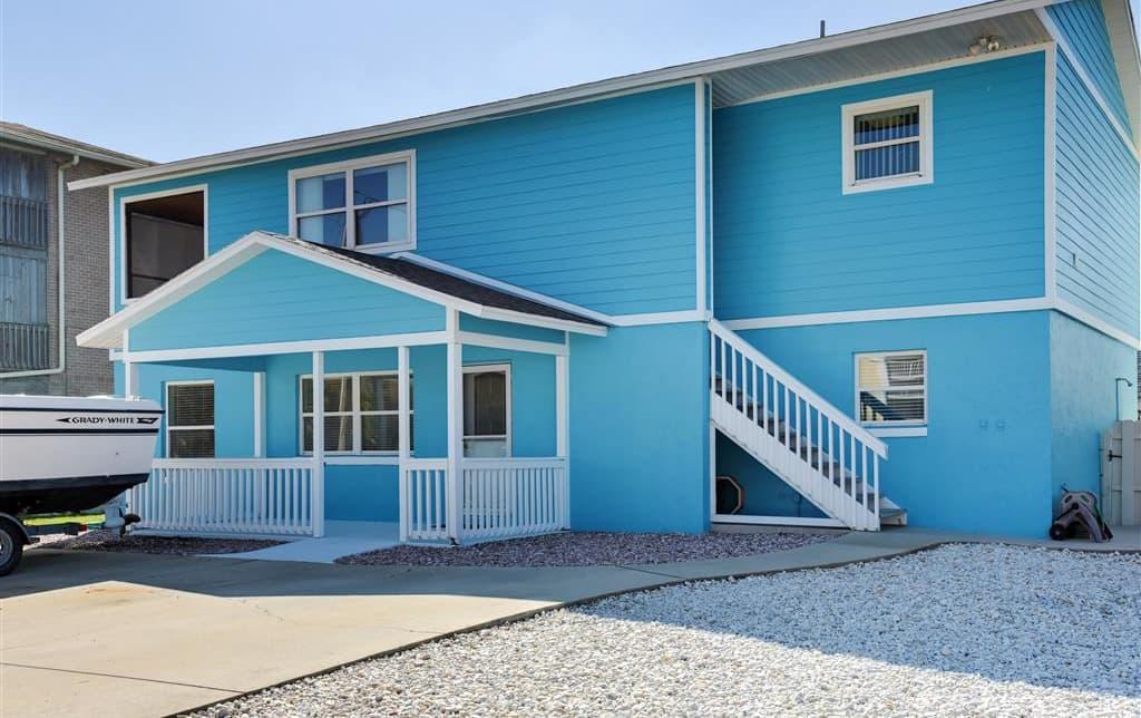 2br New Smyrna Beach Apartment Wocean Views